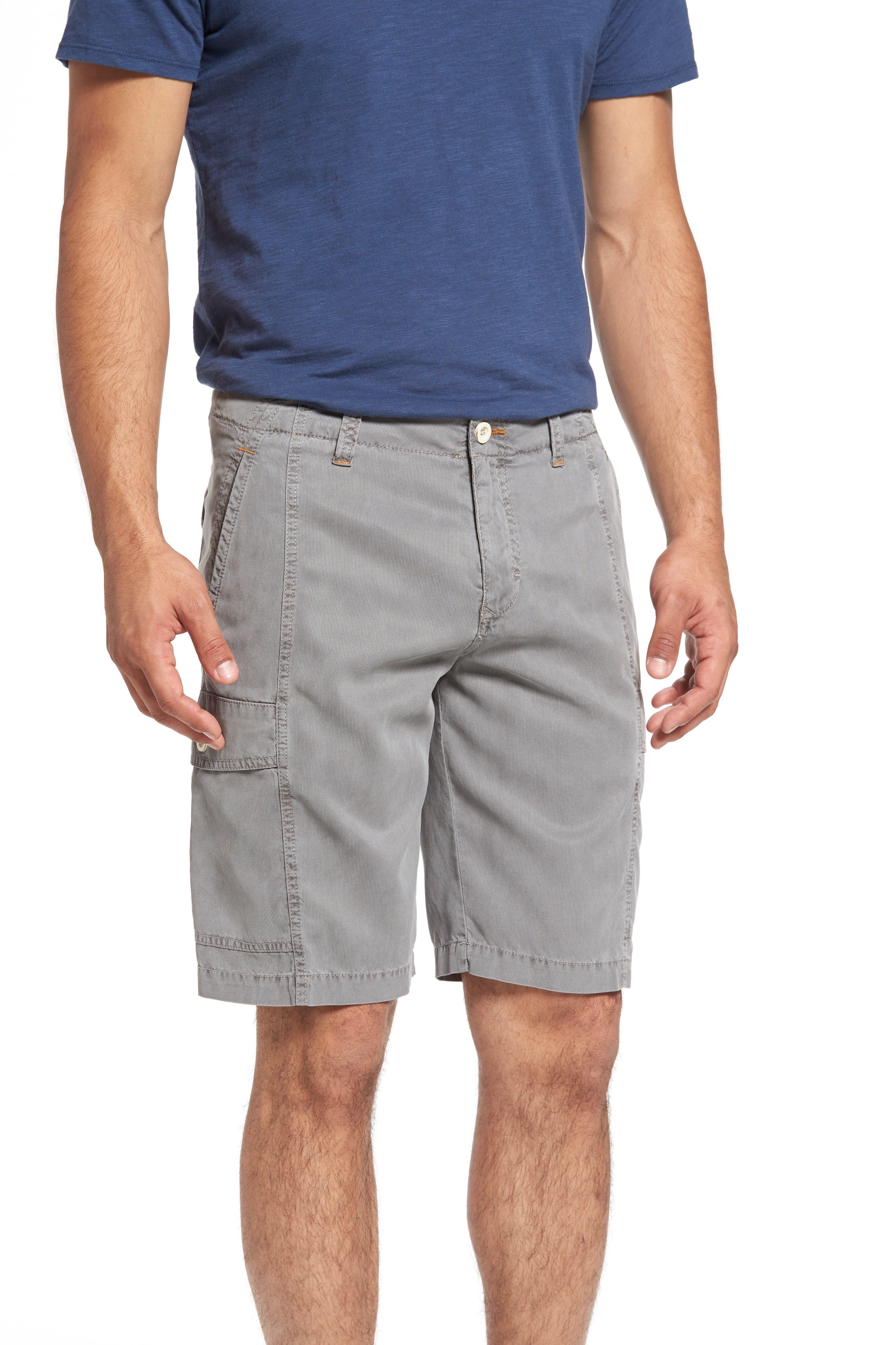 'Beachfront Kihei' Cargo Shorts,                             Alternate thumbnail 4, color,                             050