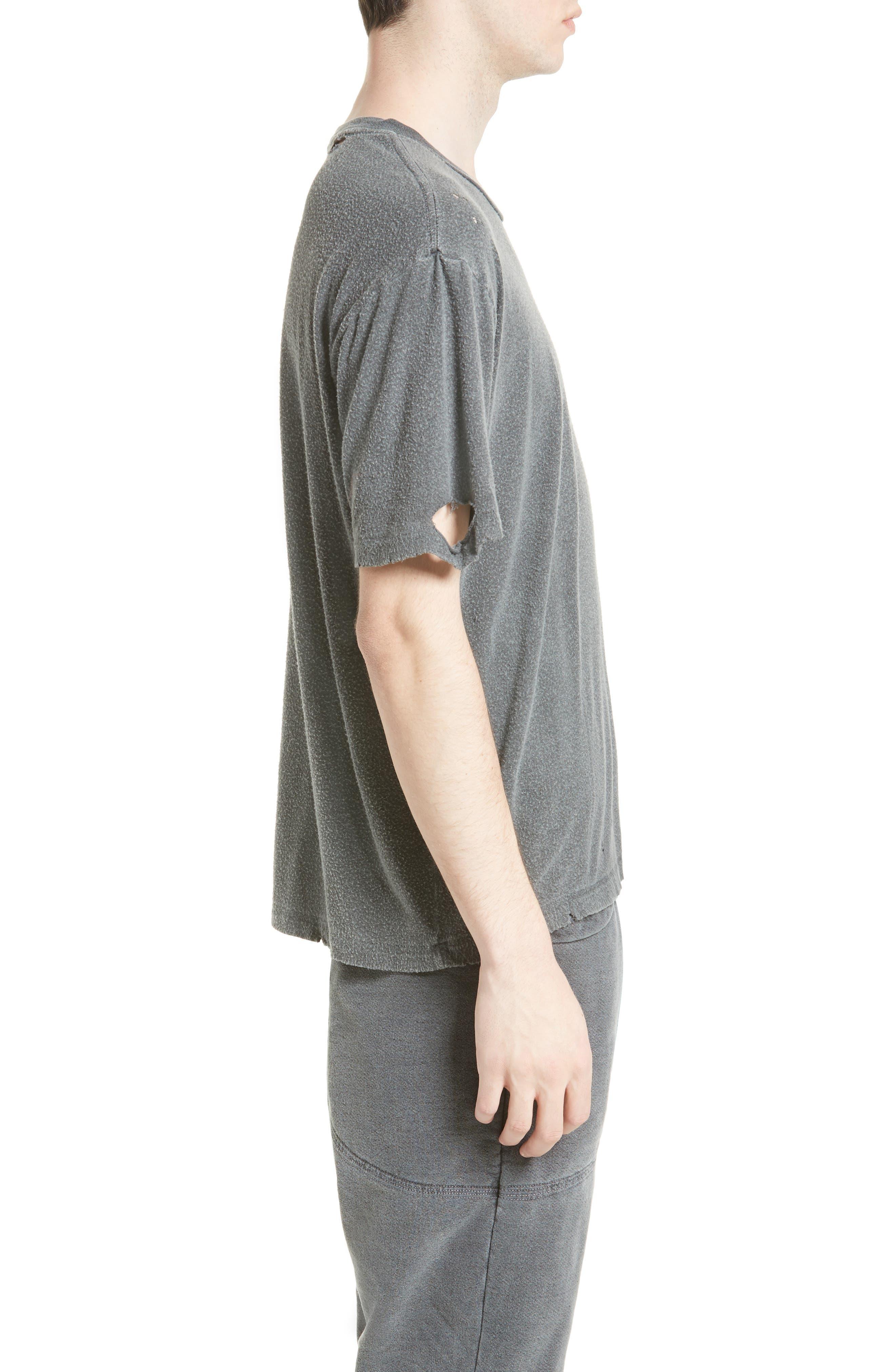 Finnis Destroyed T-Shirt,                             Alternate thumbnail 8, color,