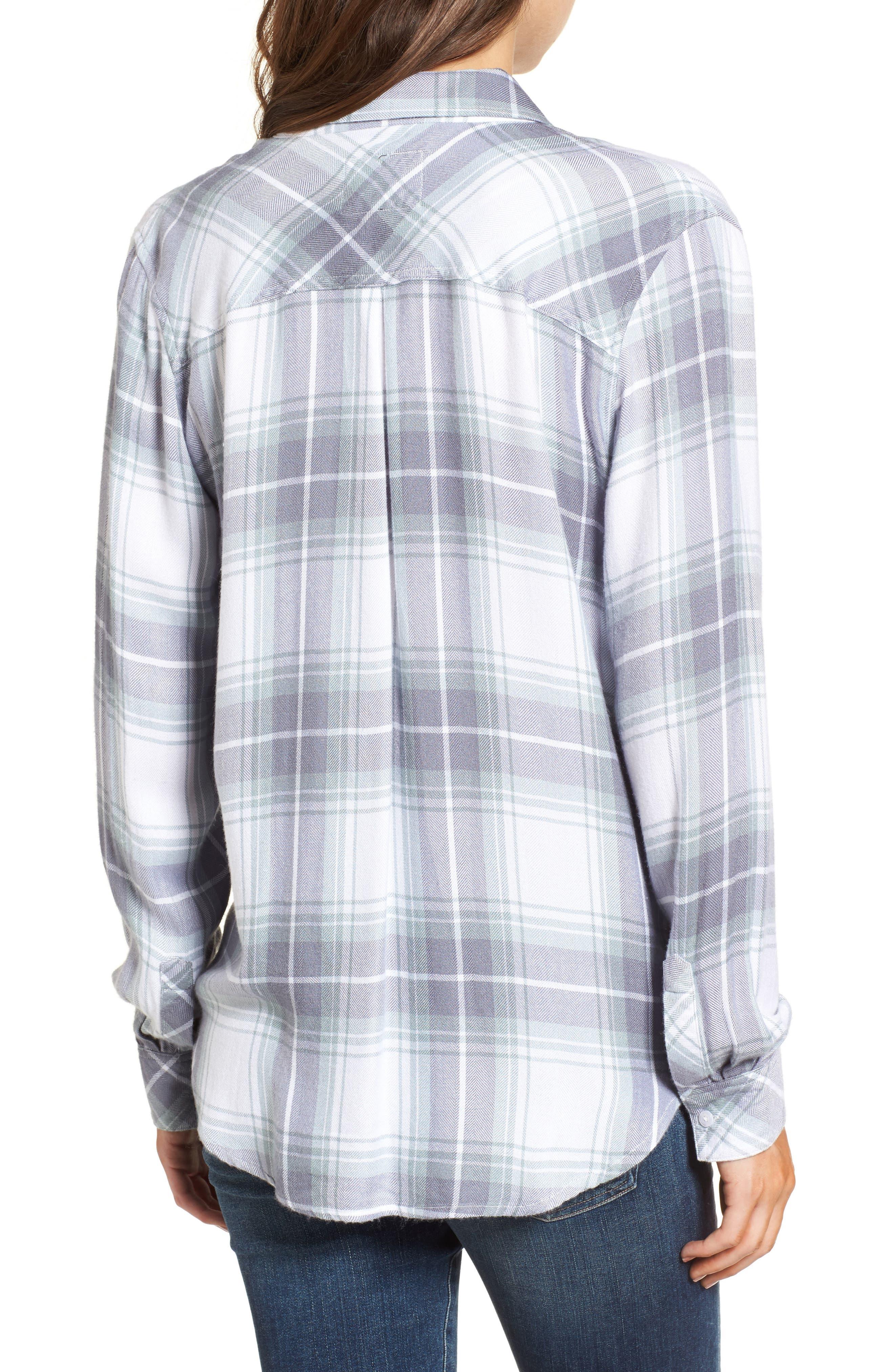 Hunter Plaid Shirt,                             Alternate thumbnail 209, color,