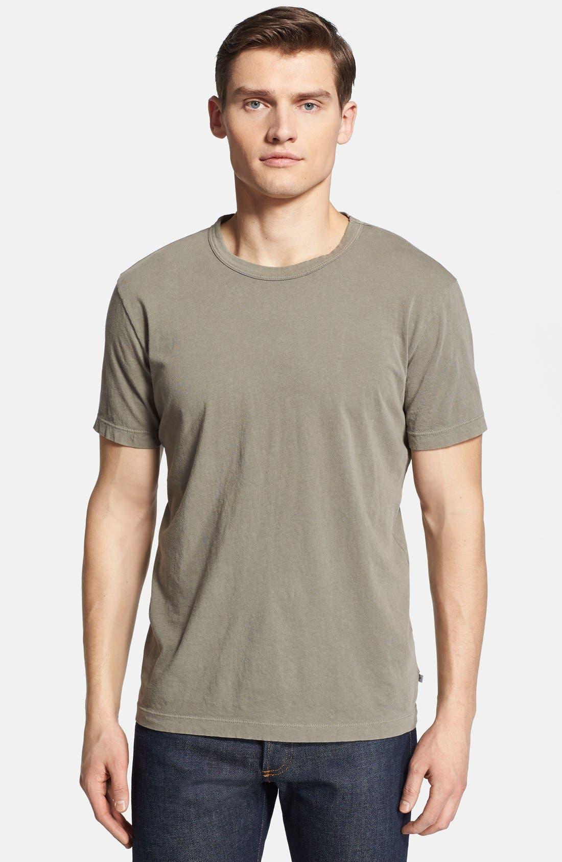 Crewneck Jersey T-Shirt,                             Main thumbnail 53, color,