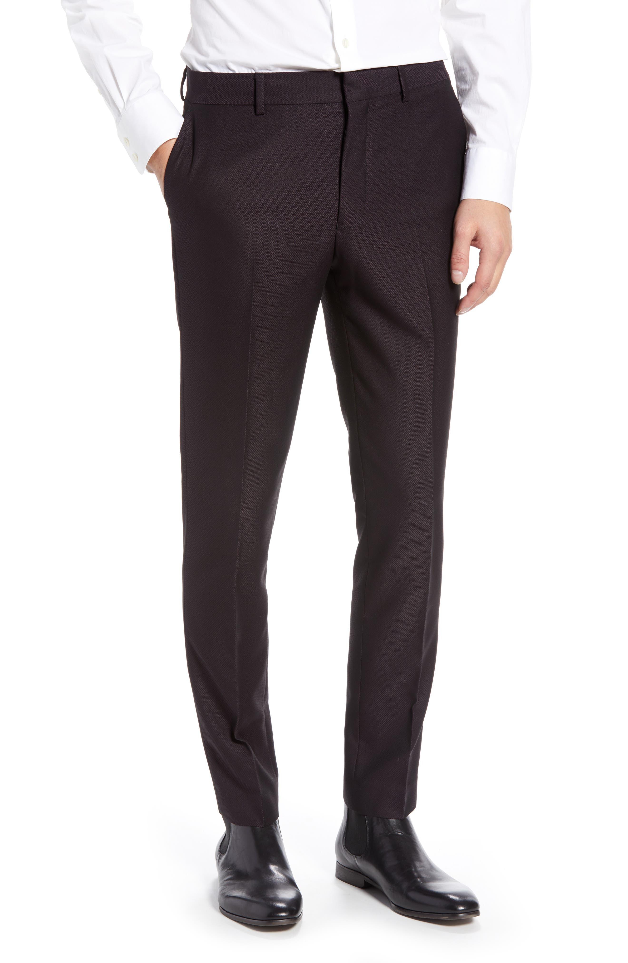 Bicester Skinny Fit Suit Pants,                             Main thumbnail 1, color,                             930