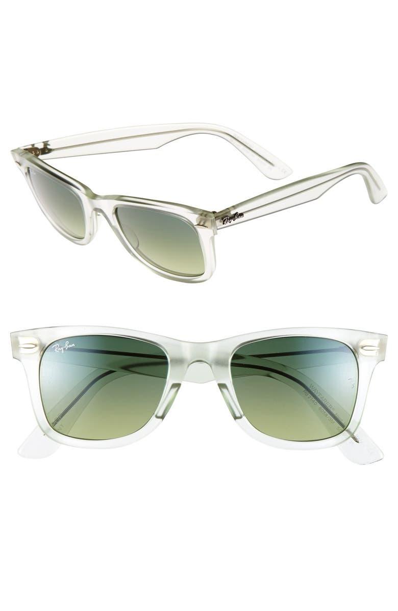 e8b2acaa58 Ray-Ban  Ice Pop Icon - Wayfarer  50mm Sunglasses