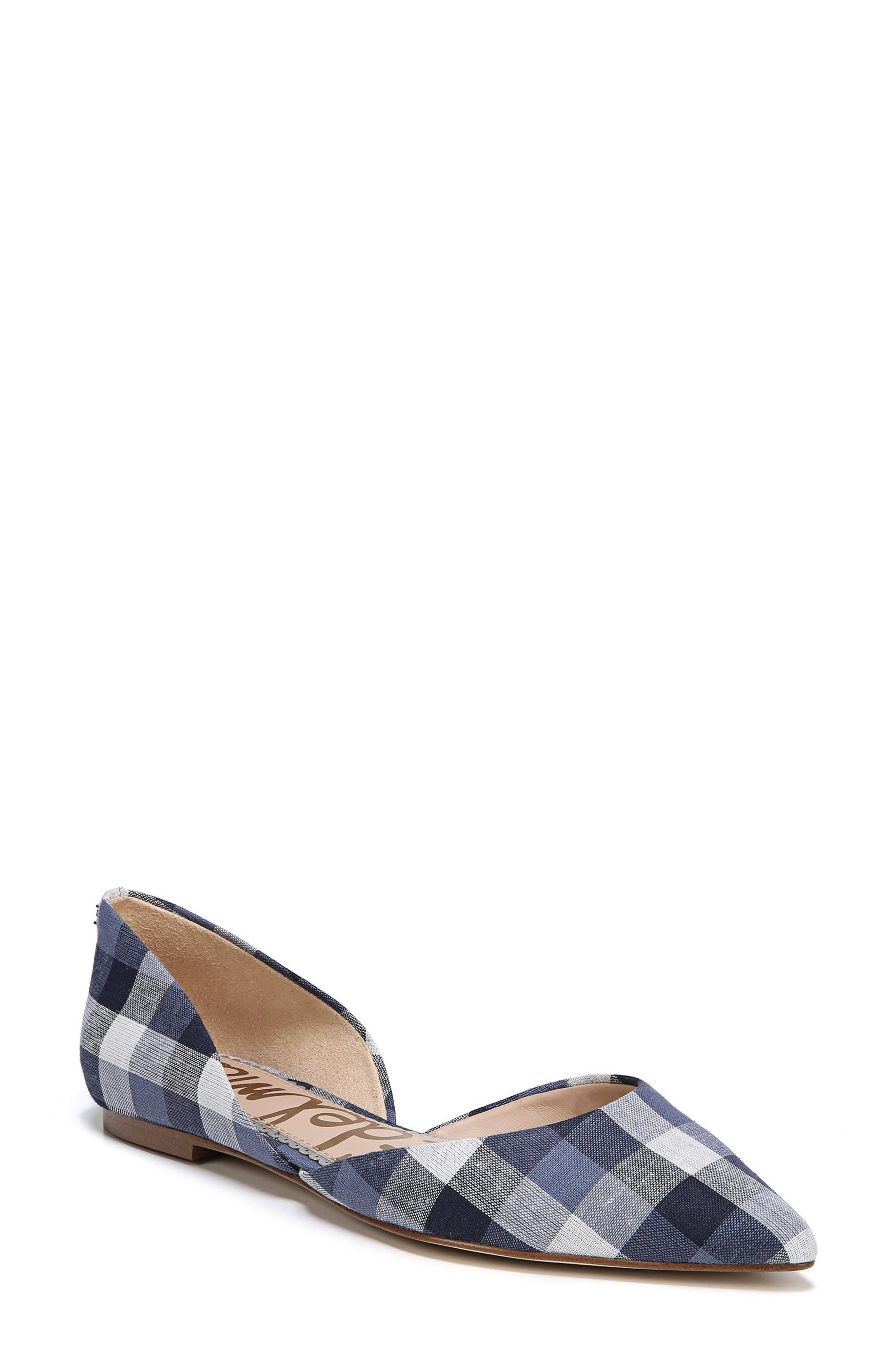 a53fe79e177 Where to Buy Sam Edelman Rodney Pointy Toe d Orsay Flat (Women) cheap price