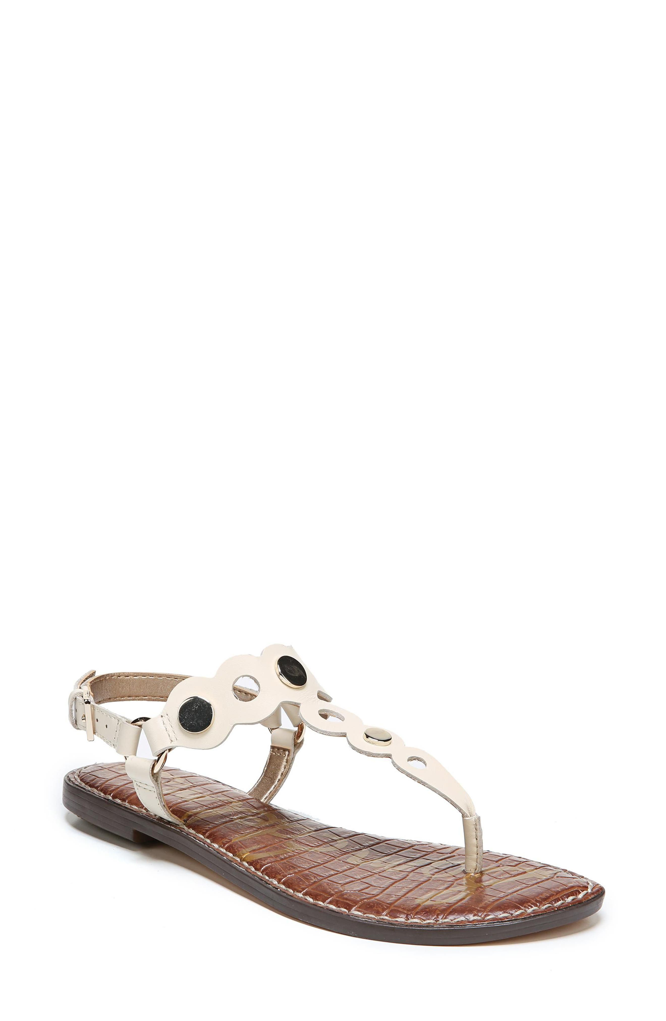 Gilly T-Strap Sandal,                             Main thumbnail 3, color,