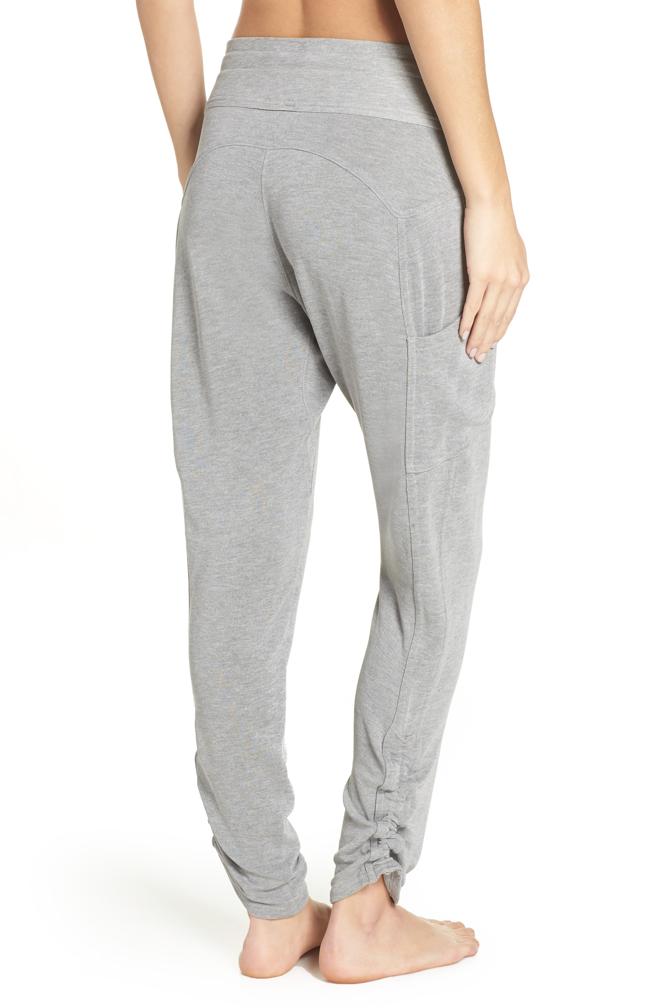 Free People FP Movement Ready Go Jogger Pants,                             Alternate thumbnail 2, color,                             GREY COMBO