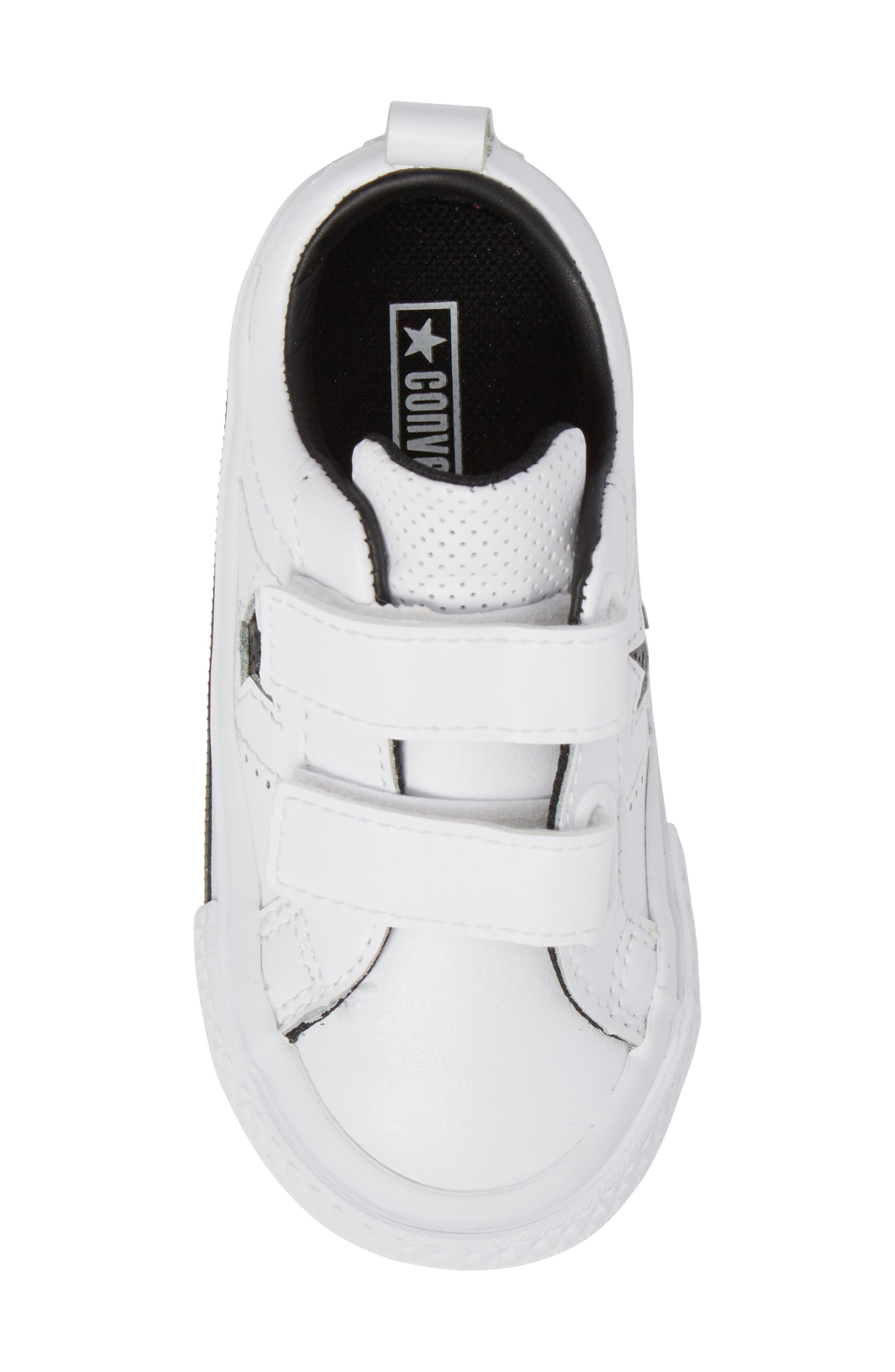 Chuck Taylor<sup>®</sup> All Star<sup>®</sup> One Star Sneaker,                             Alternate thumbnail 5, color,                             100