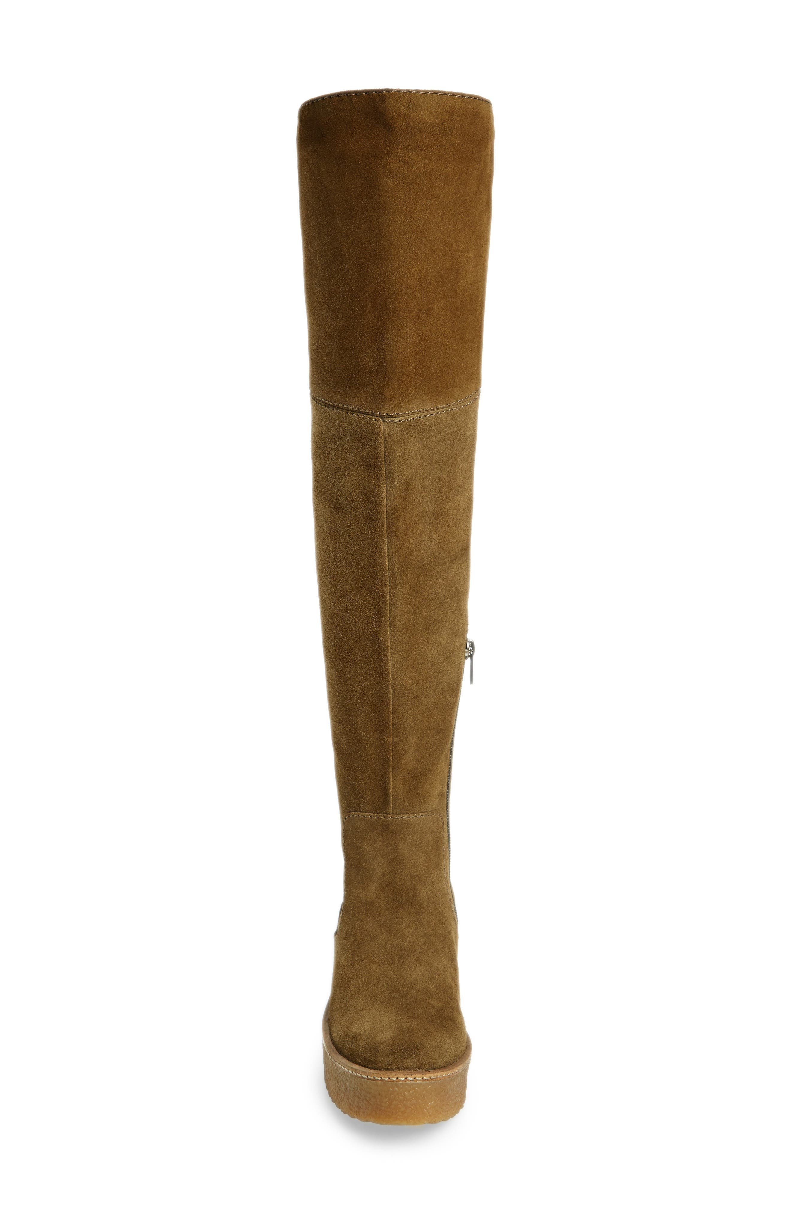 Tazza Over the Knee Boot,                             Alternate thumbnail 8, color,