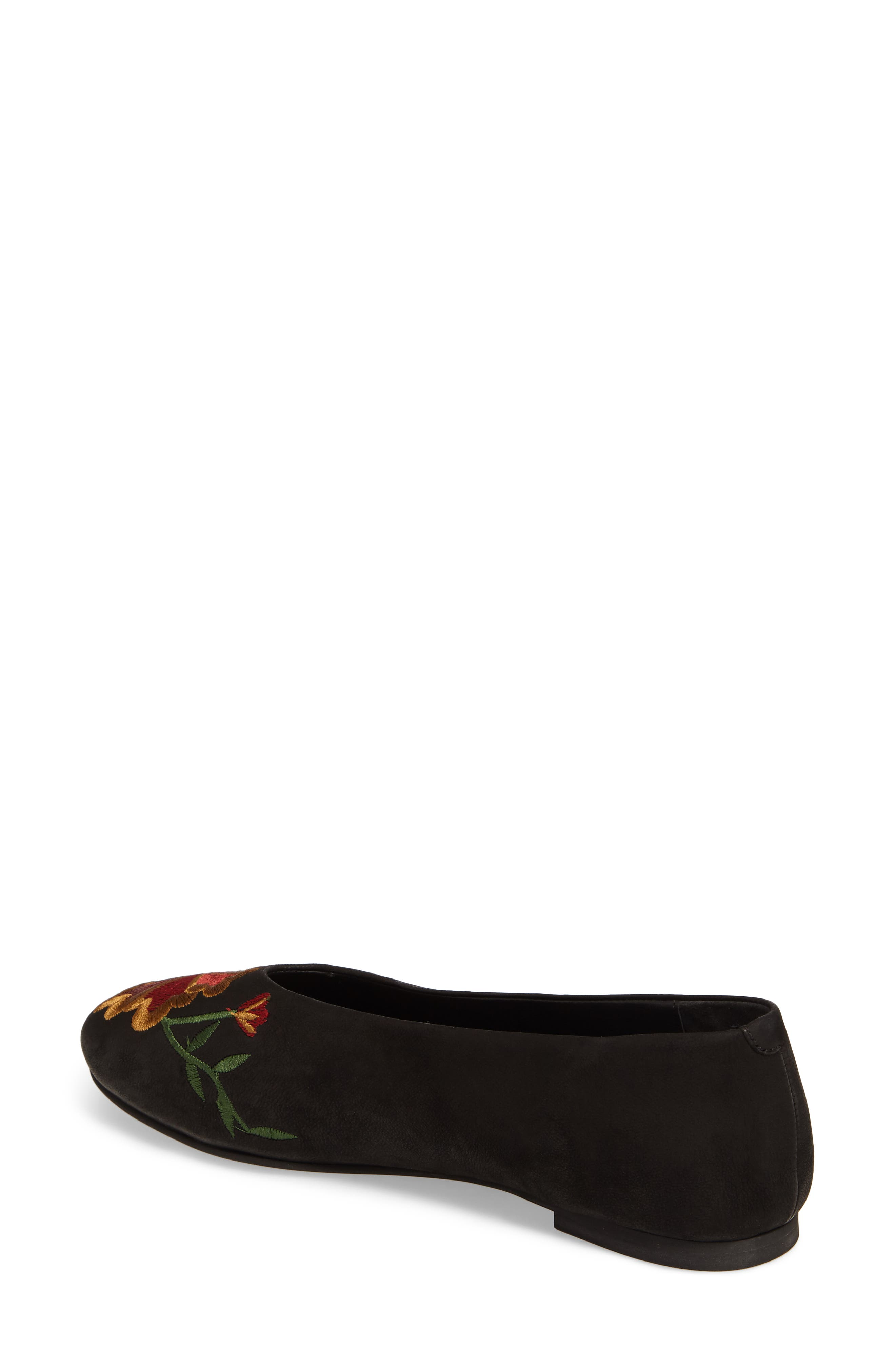 Campfire Embroidered Flat,                             Alternate thumbnail 2, color,                             001
