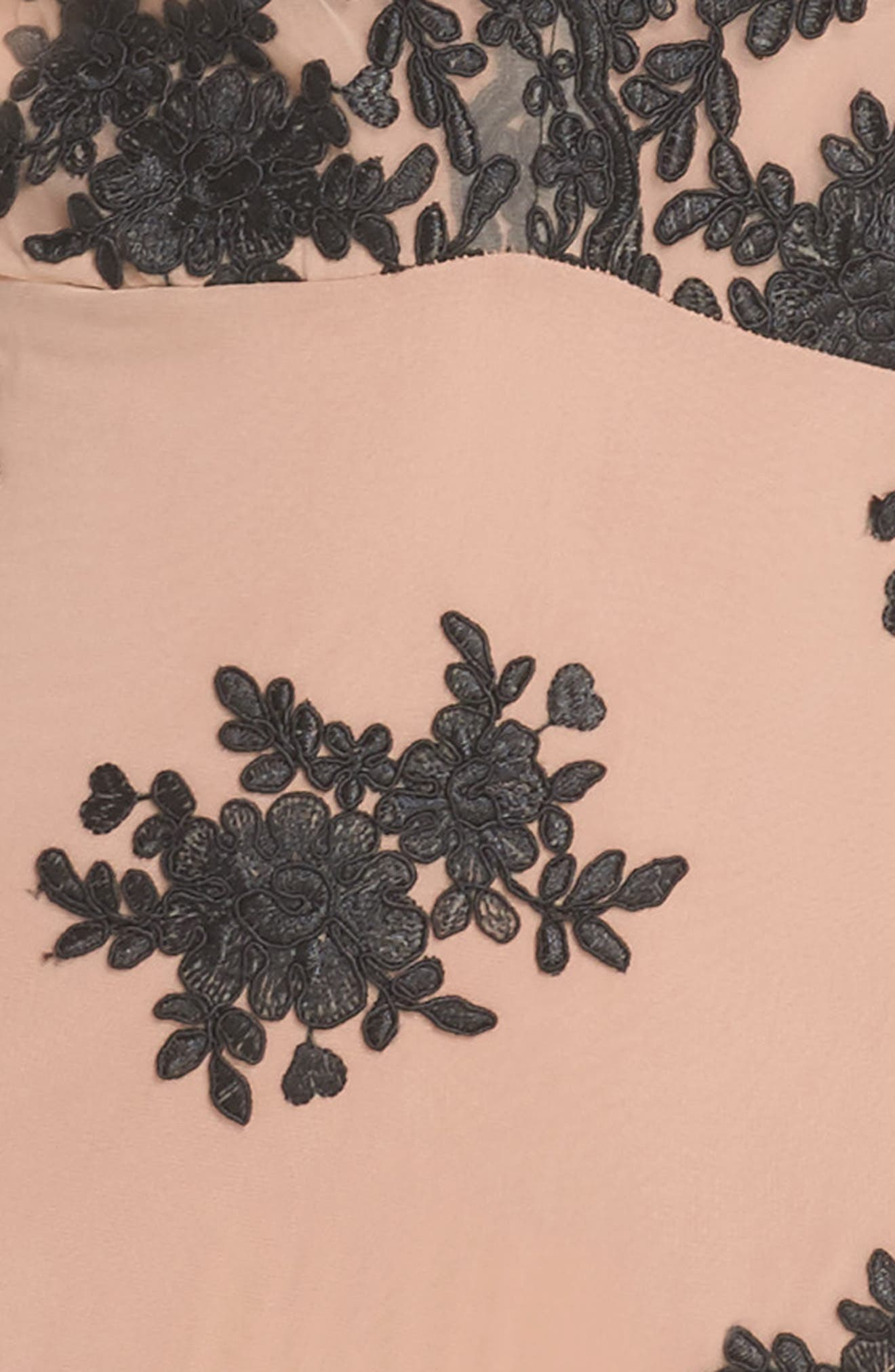 Amber Thong Bodysuit,                             Alternate thumbnail 5, color,                             001