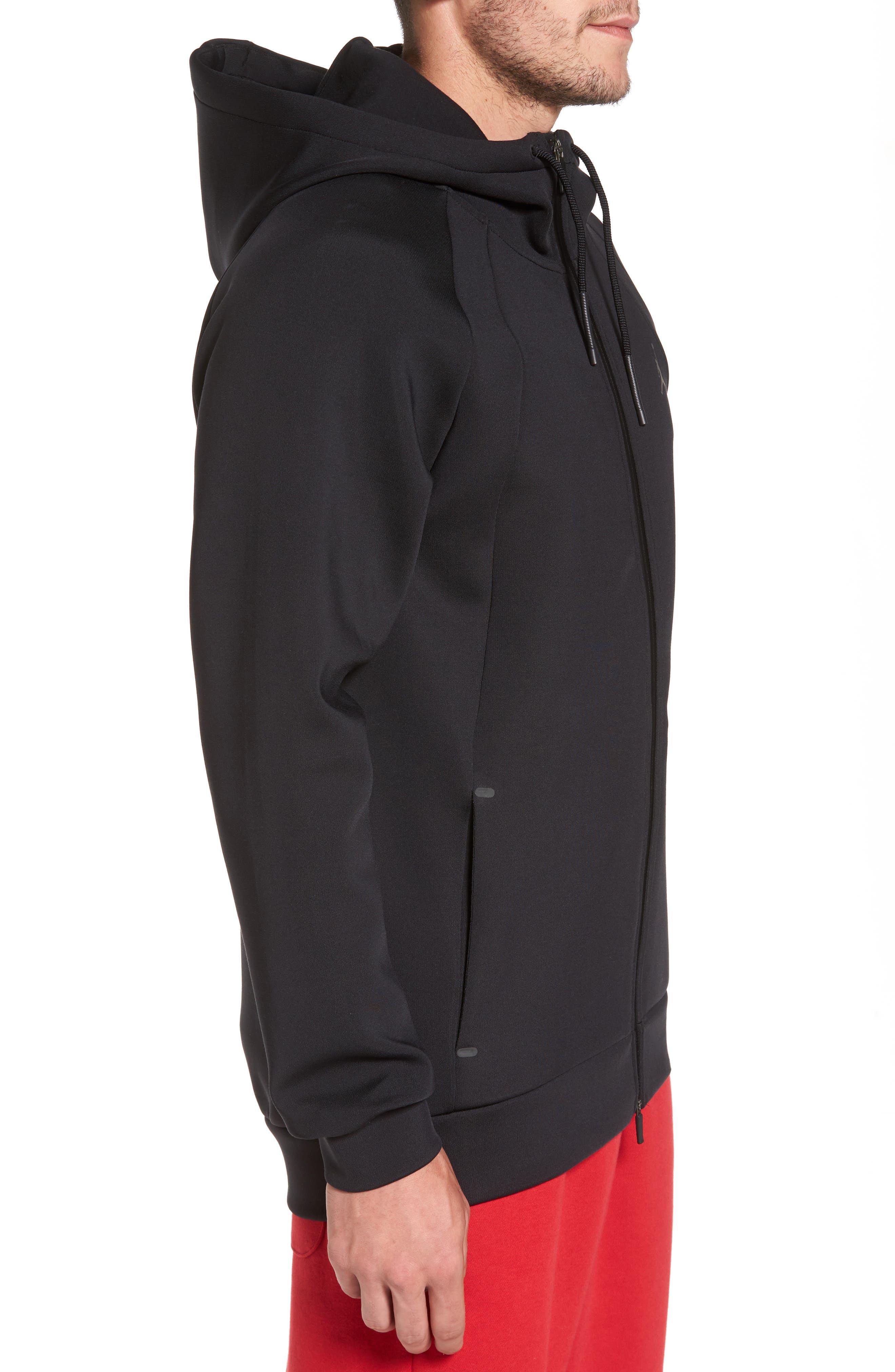 Sportswear Flight Tech Shield Jacket,                             Alternate thumbnail 3, color,                             010