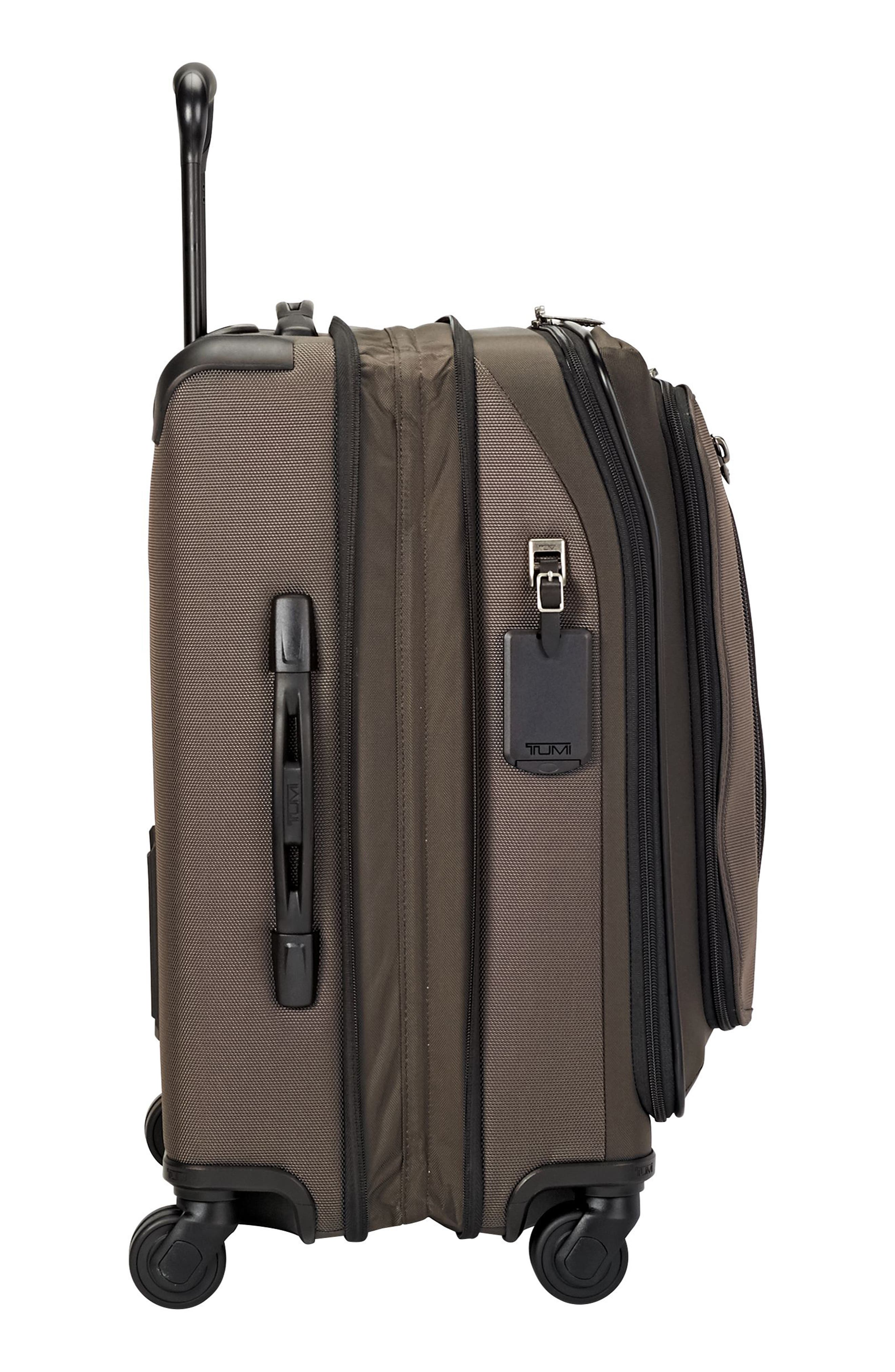 Merge - 22-Inch Continental Expandable Rolling Carry-On,                             Alternate thumbnail 9, color,