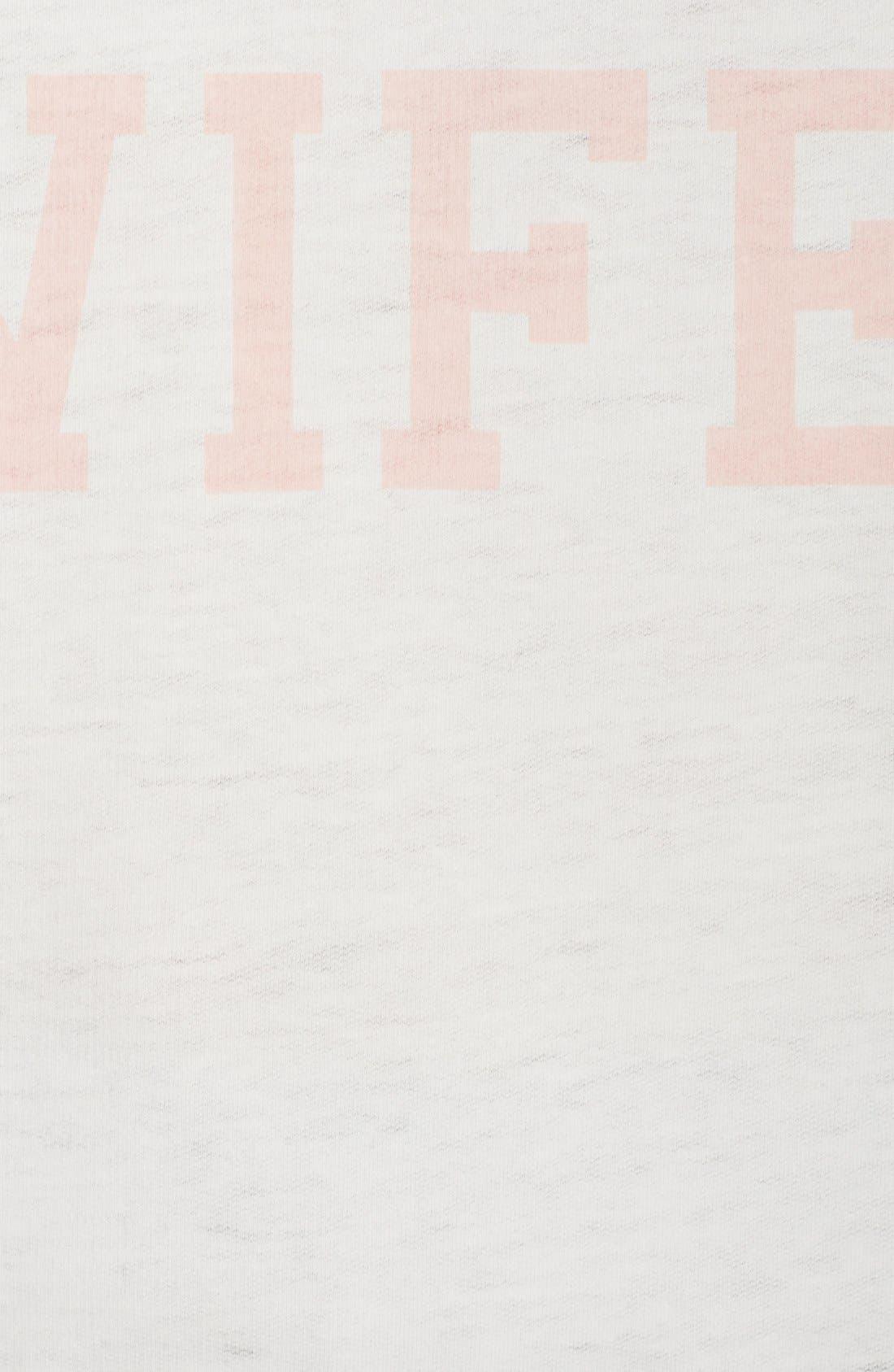 Burnout Lounge Sweatshirt,                             Alternate thumbnail 83, color,