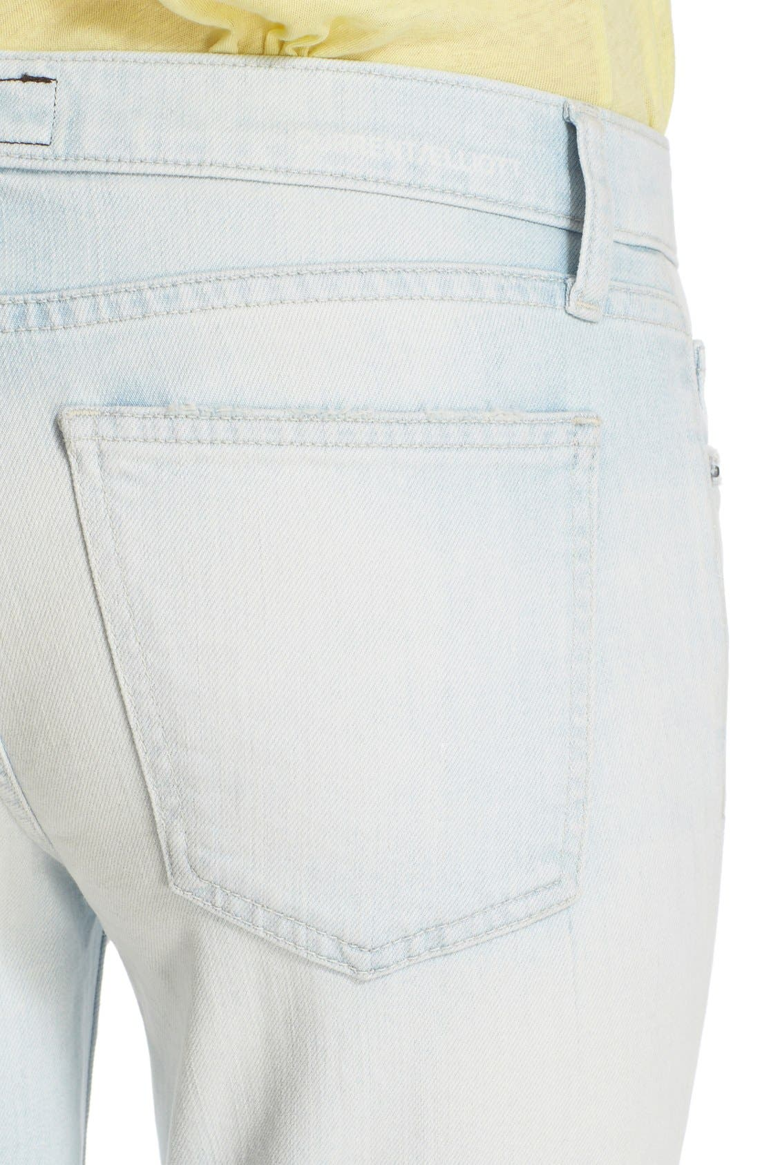 'The Stiletto' Destroyed Skinny Jeans,                             Alternate thumbnail 37, color,