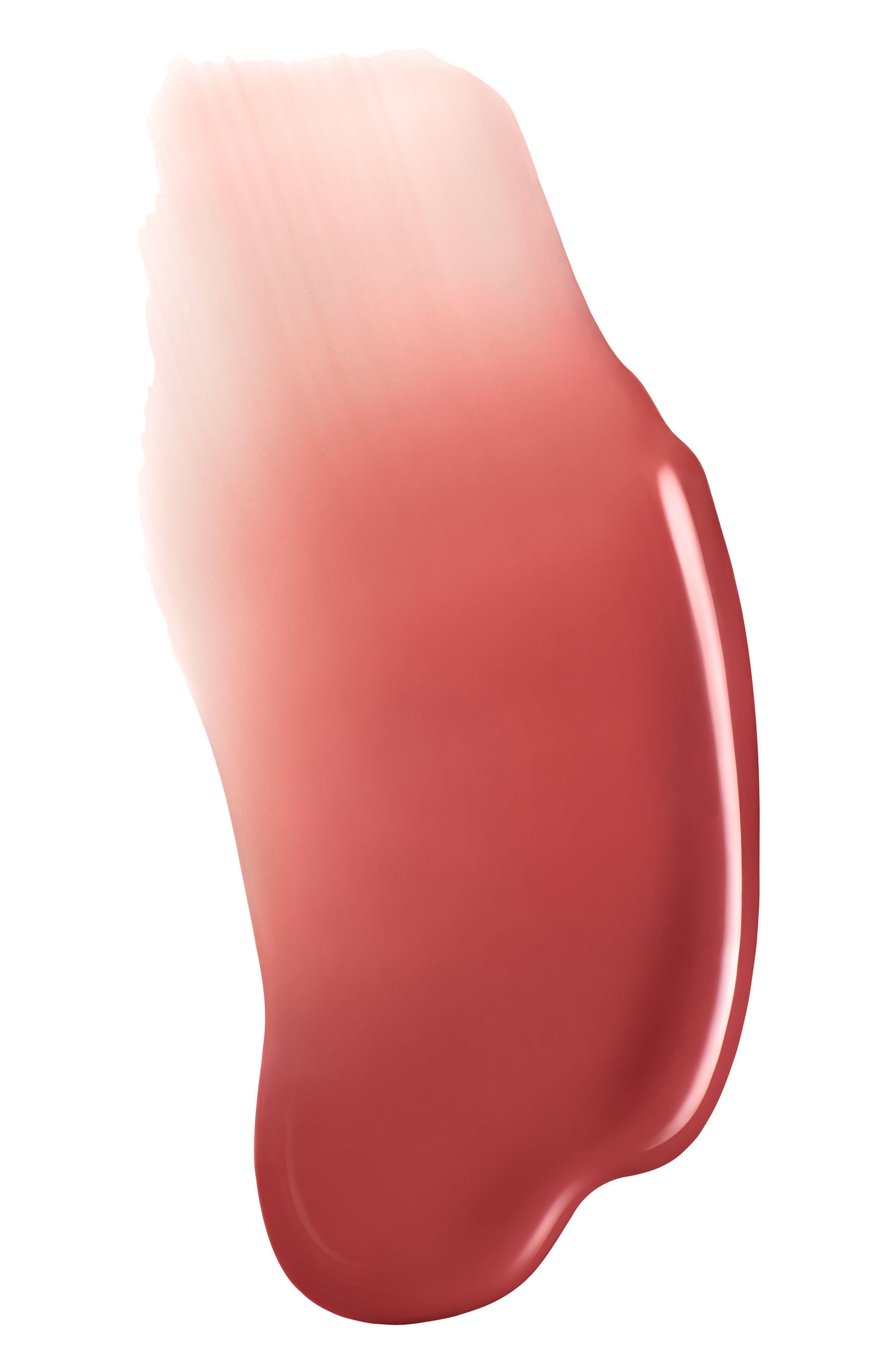 No Lipgloss Lipgloss Broad Spectrum SPF 15,                             Alternate thumbnail 3, color,                             NO COLOR