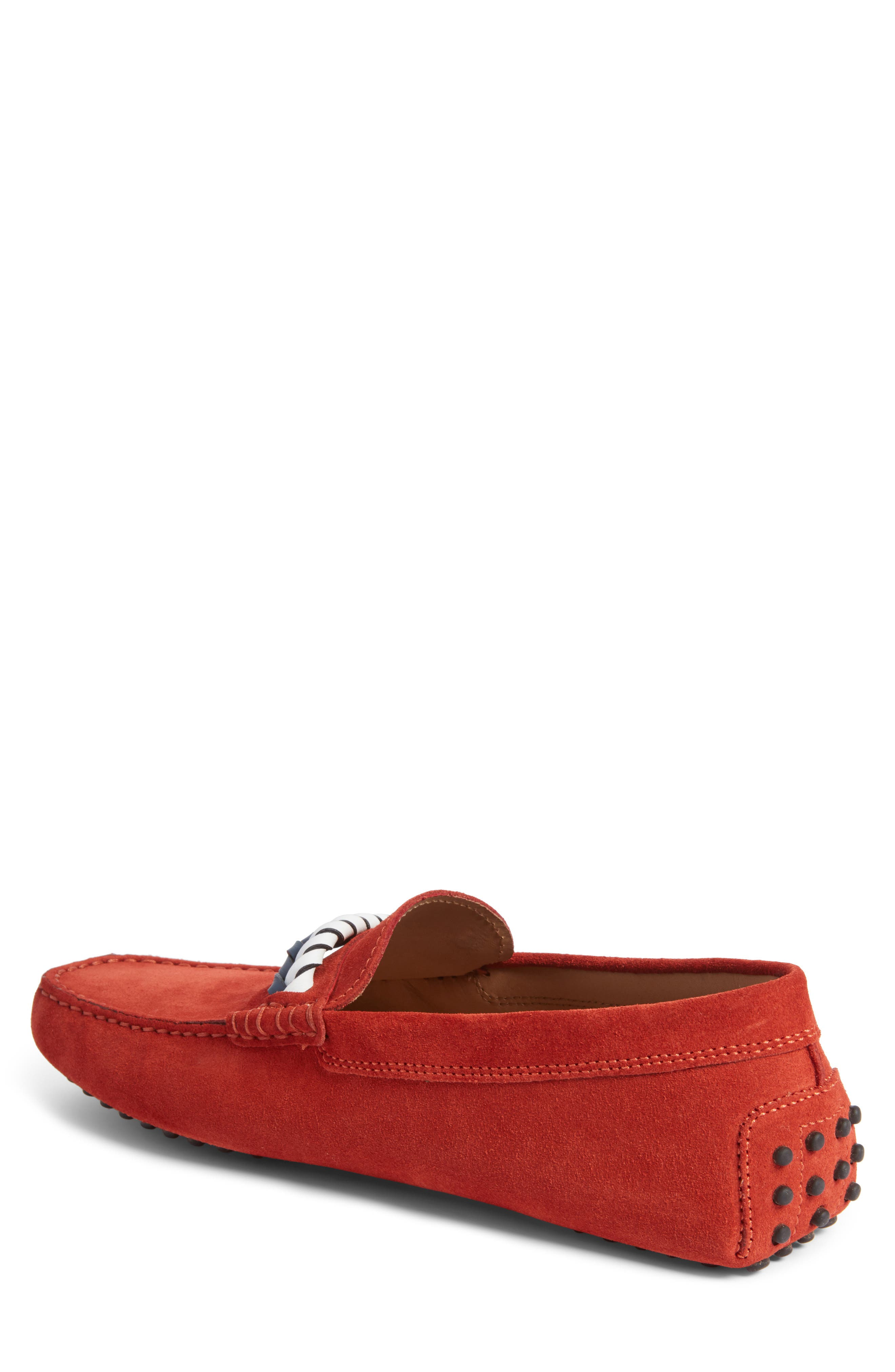 Gommini Driving Shoe,                             Alternate thumbnail 4, color,