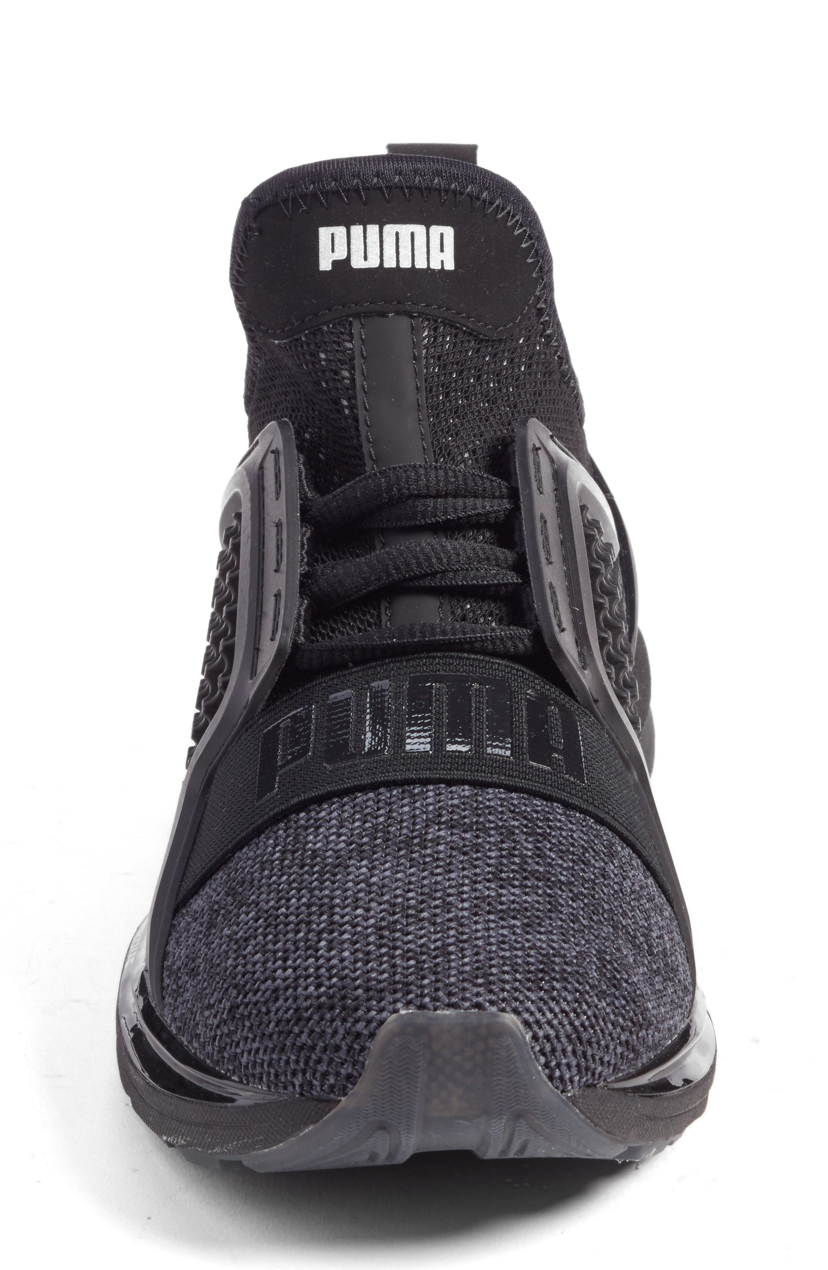 Ignite Limitless Sneaker,                             Alternate thumbnail 4, color,                             001
