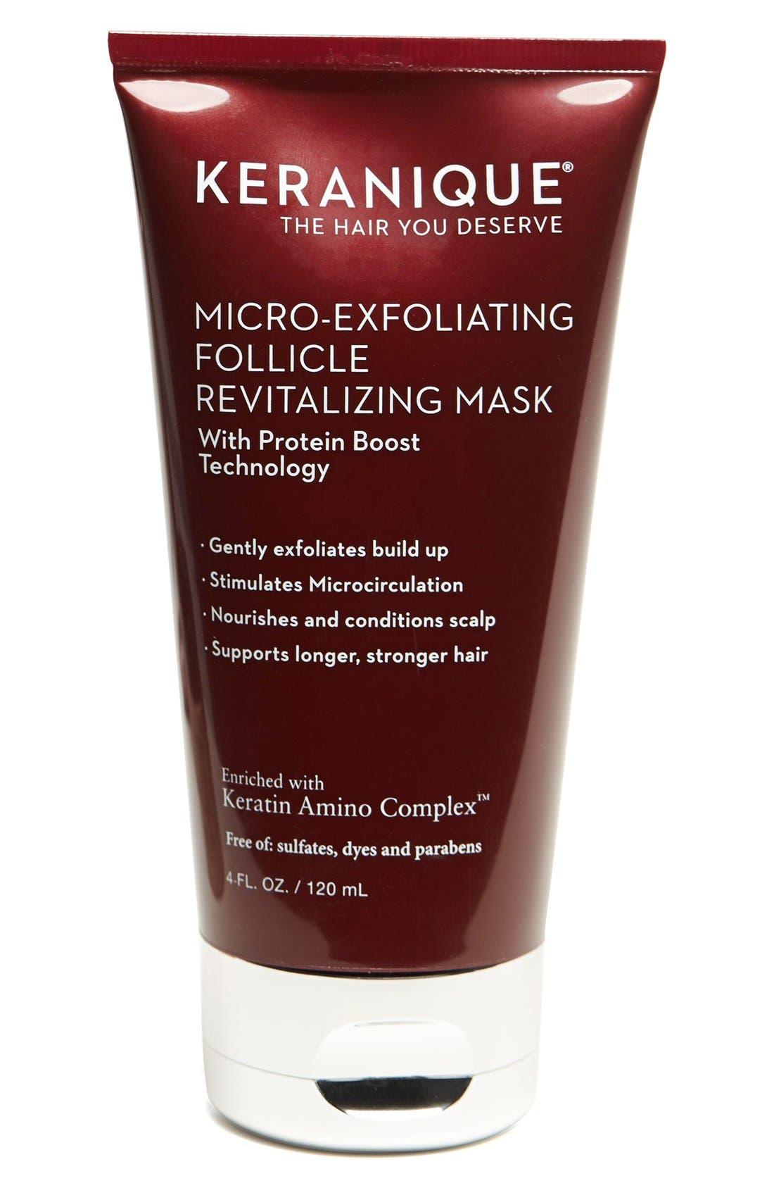 Micro-Exfoliating Follicle Mask,                             Alternate thumbnail 2, color,                             NO COLOR