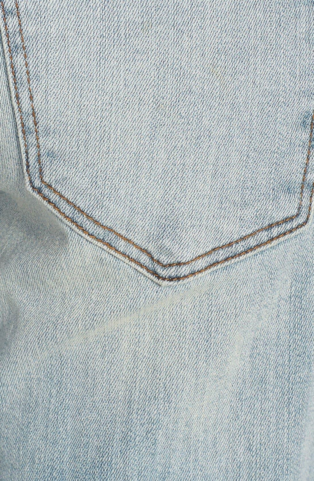 SUN & SHADOW,                             Destroyed Boyfriend Jeans,                             Alternate thumbnail 3, color,                             450