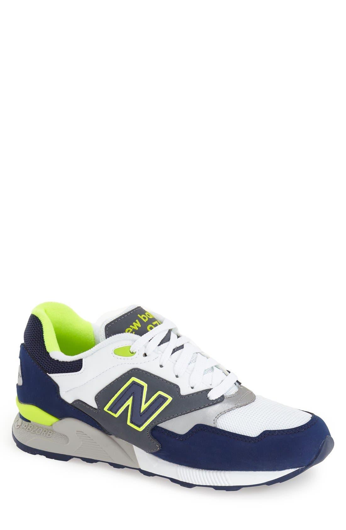 '878' Sneaker, Main, color, 033