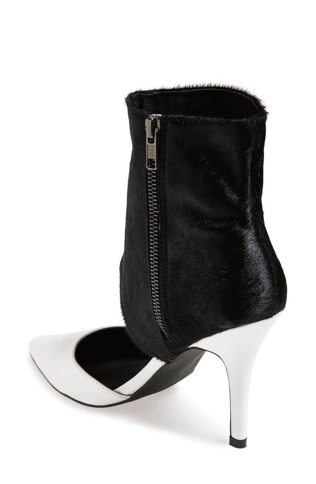 'Tylar' Cutout Bootie,                             Alternate thumbnail 7, color,