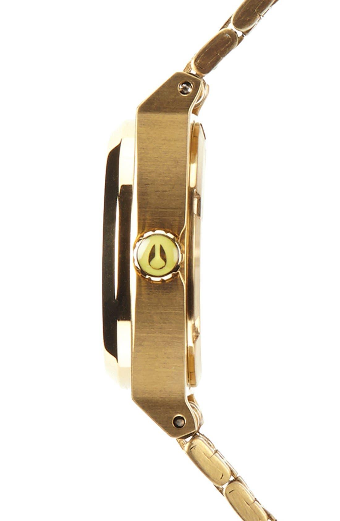 'The Small Time Teller' Bracelet Watch, 26mm,                             Alternate thumbnail 26, color,