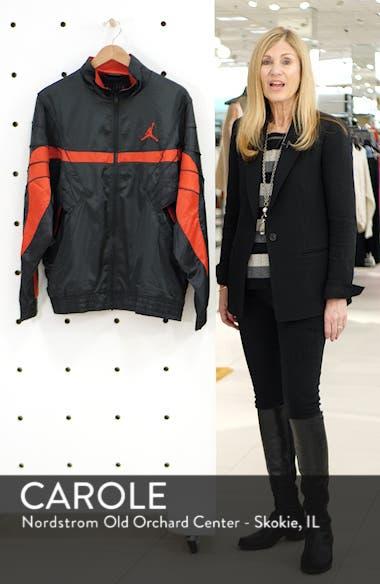 AJ5 Satin Track Jacket, sales video thumbnail
