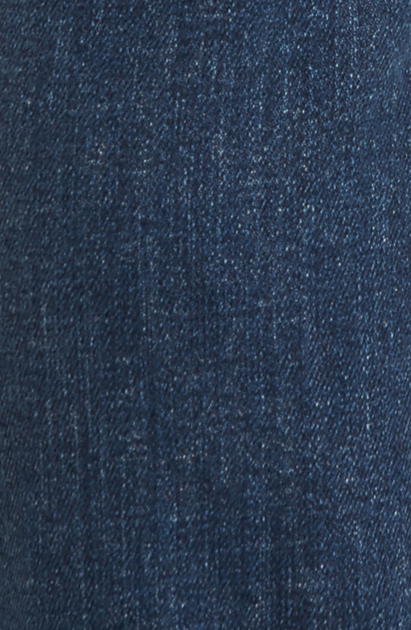 L'Homme Skinny Fit Jeans,                             Alternate thumbnail 5, color,                             405
