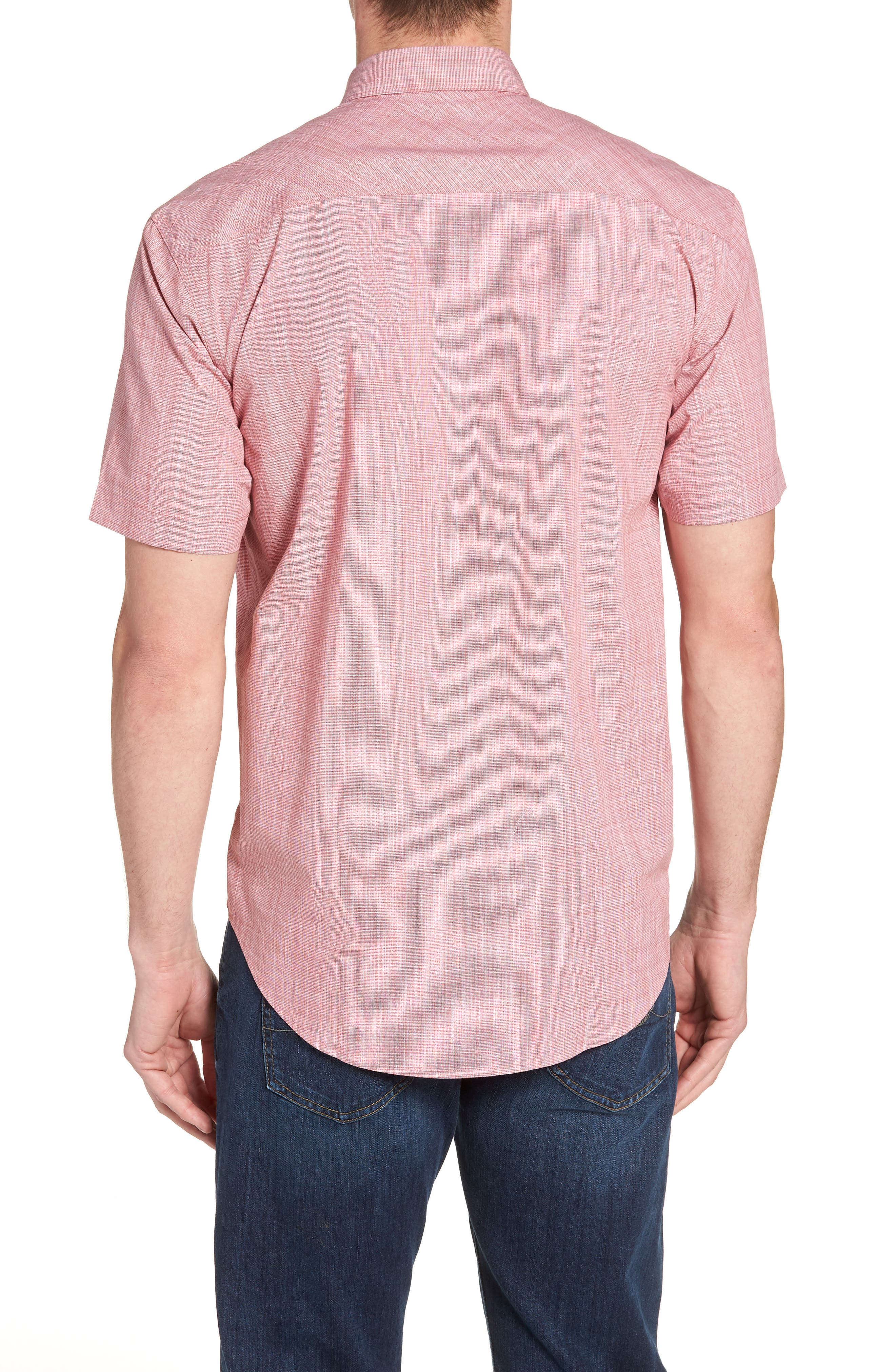 Savas Regular Fit Sport Shirt,                             Alternate thumbnail 4, color,