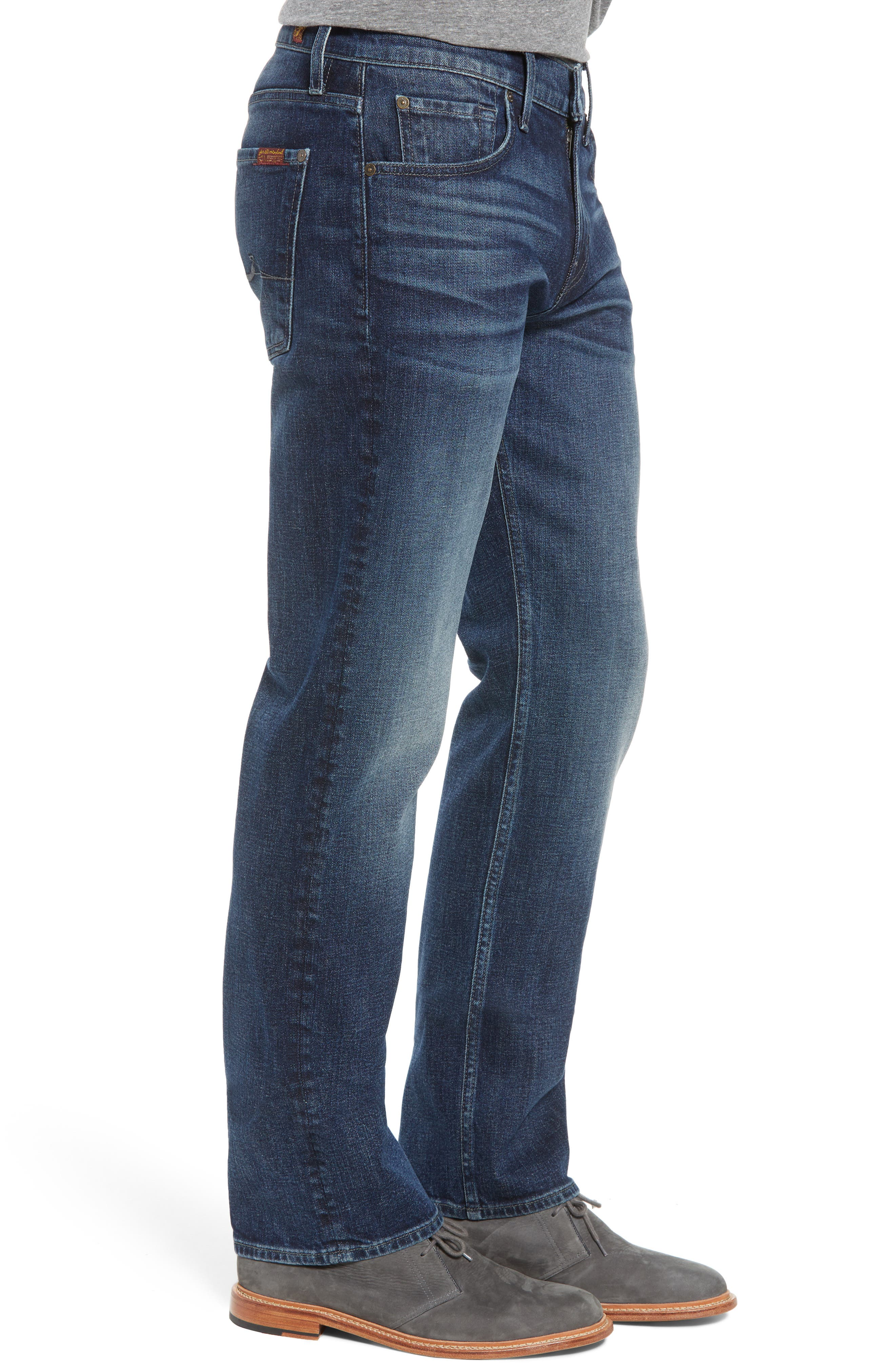 Austyn Relaxed Fit Jeans,                             Alternate thumbnail 3, color,                             401