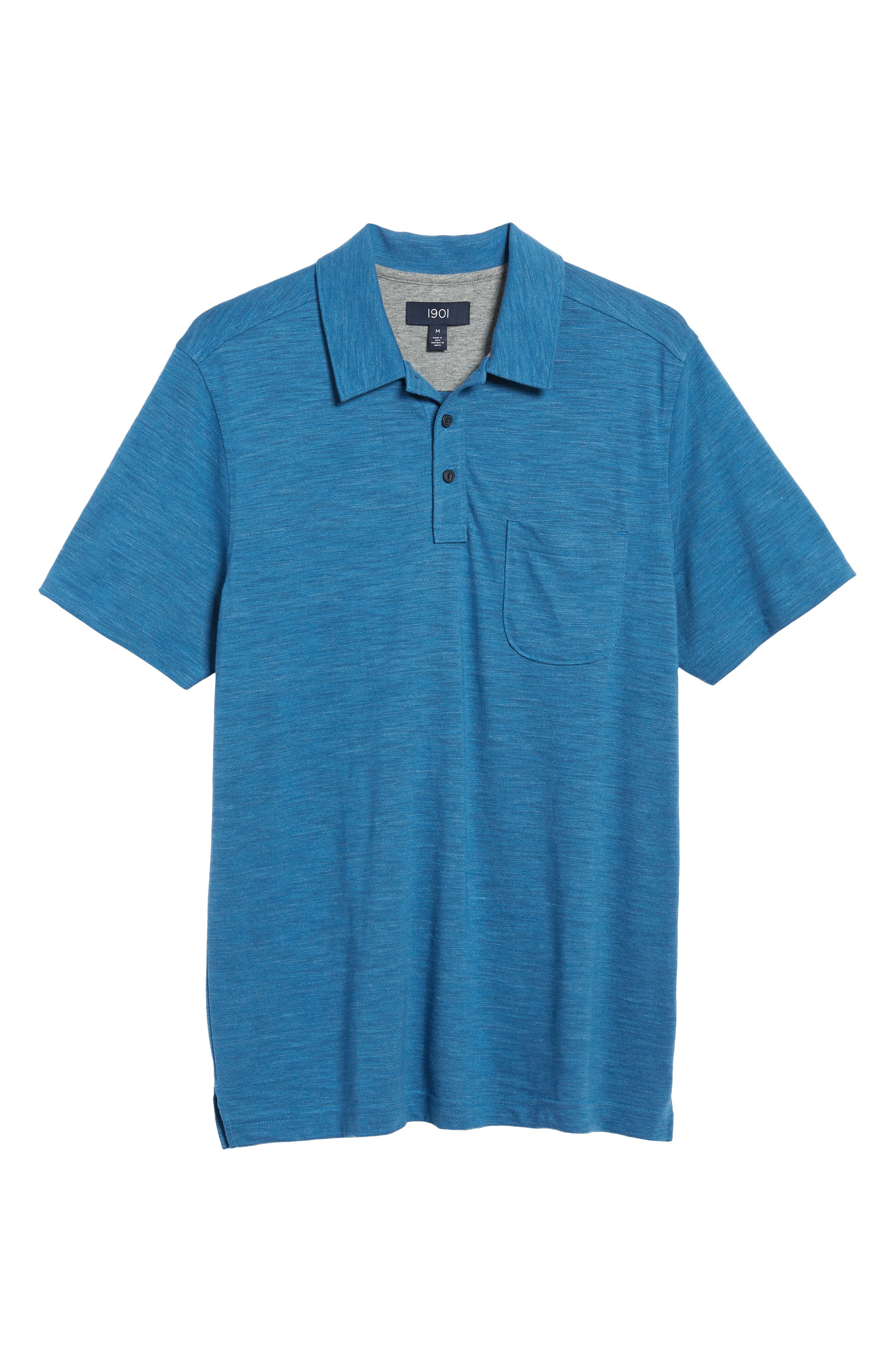 Space Dyed Pocket Polo,                             Alternate thumbnail 38, color,