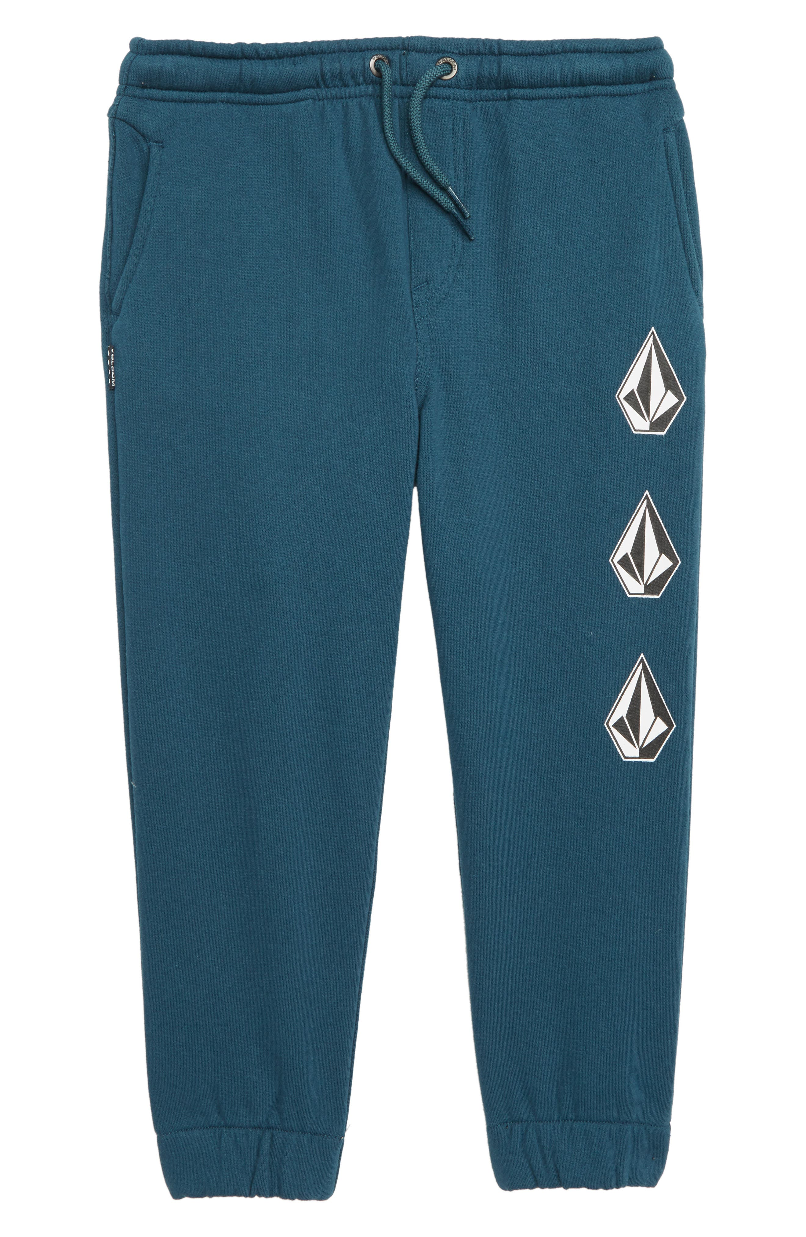 Deadly Stones Sweatpants,                         Main,                         color, NAVY GREEN