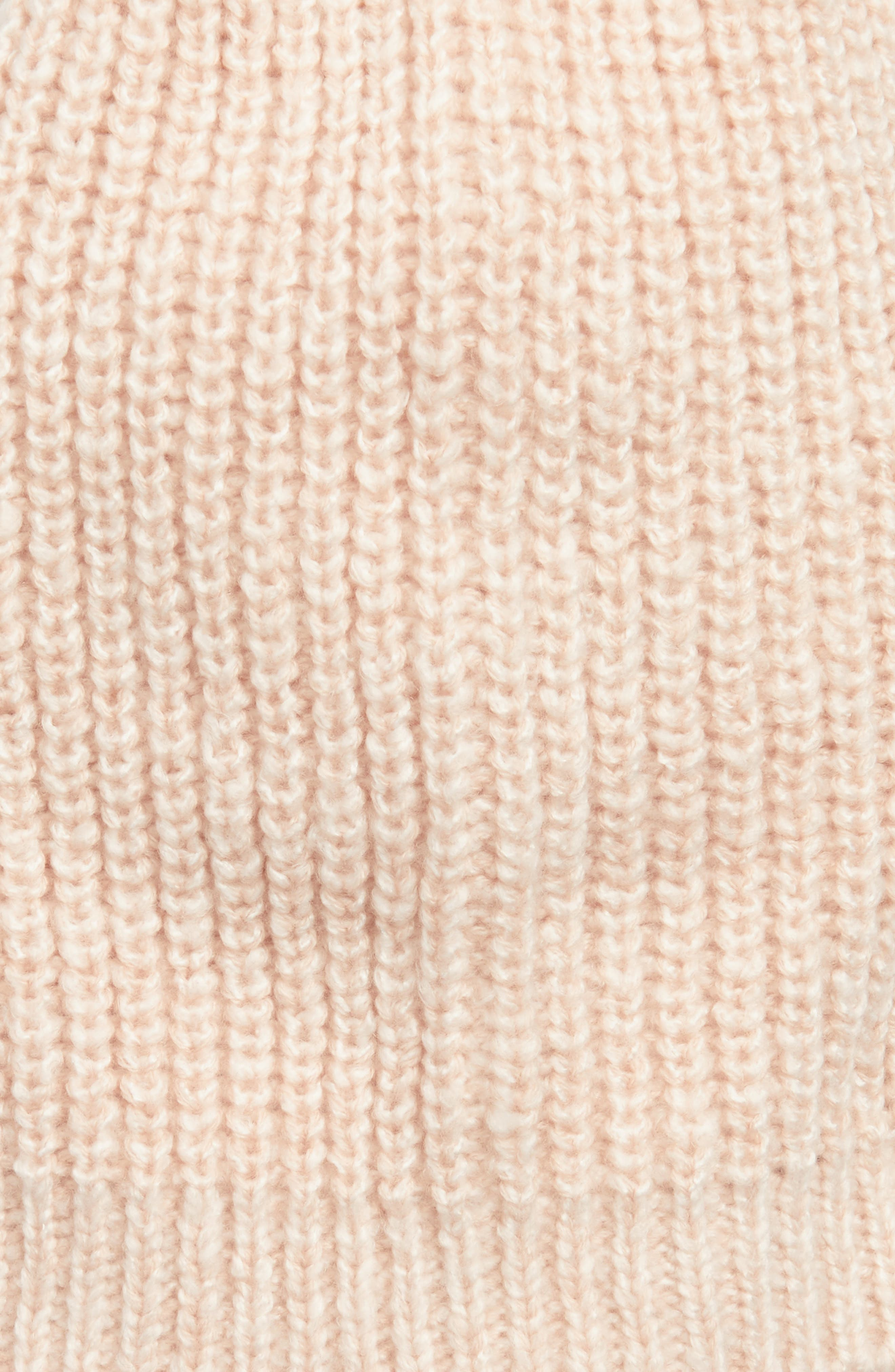 Ribbed Beanie,                             Alternate thumbnail 12, color,