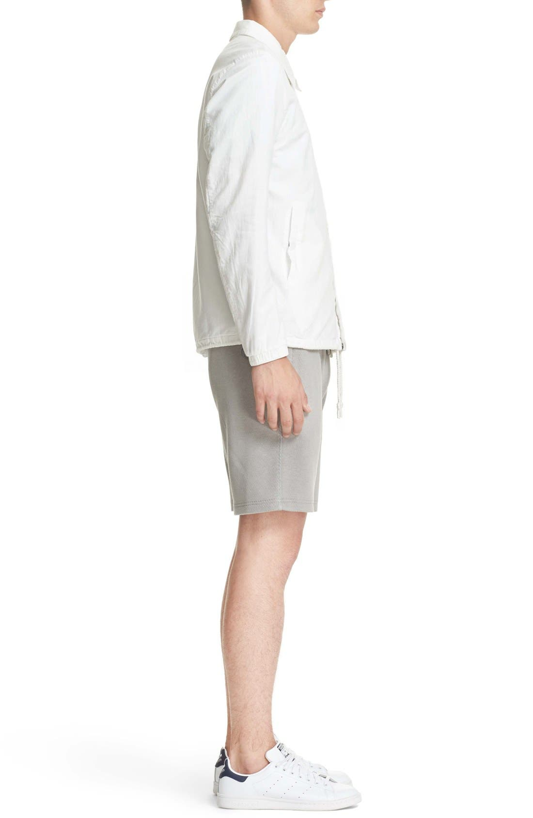 Bonded Jersey Shorts,                             Alternate thumbnail 5, color,                             020