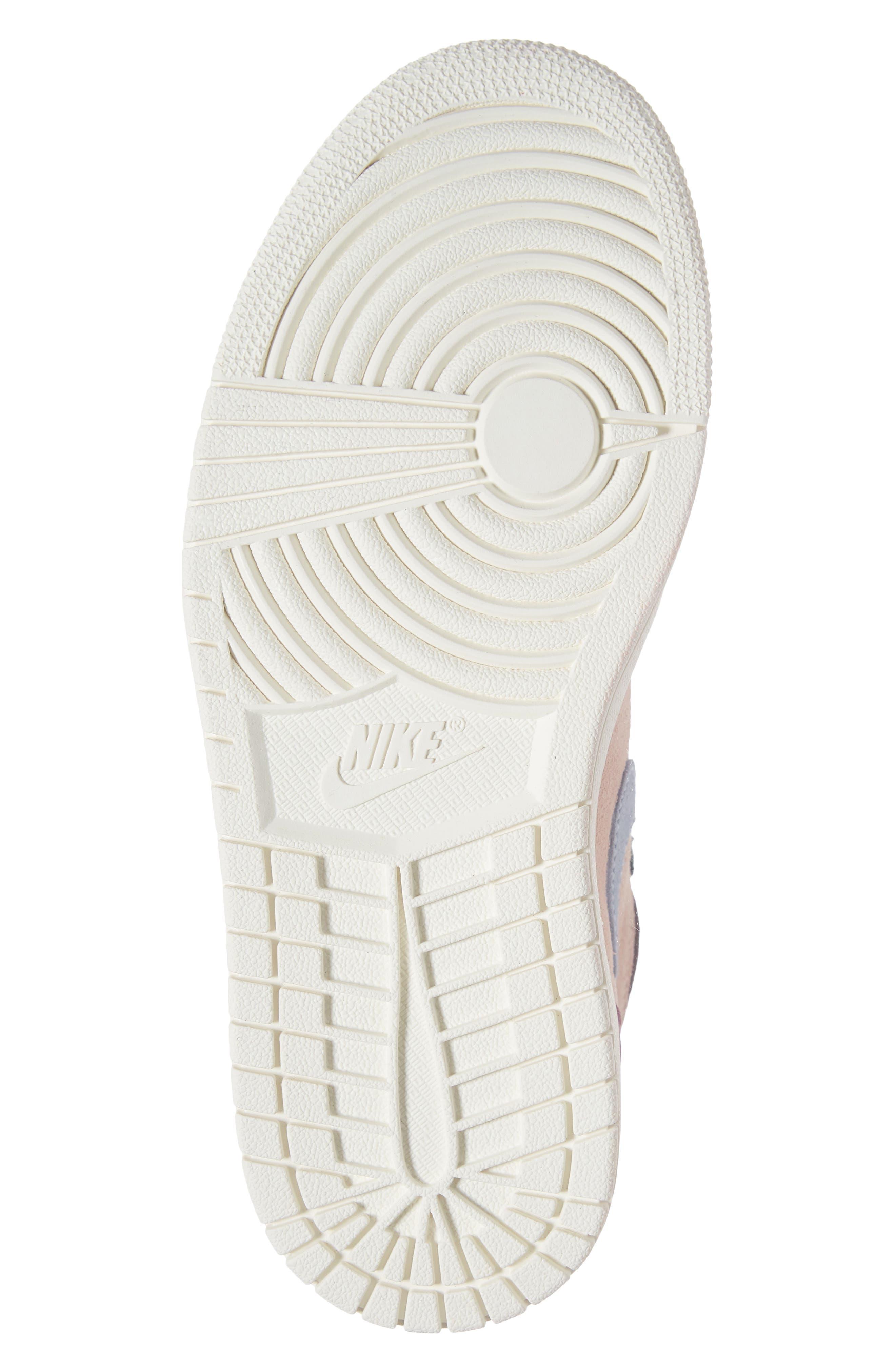 Nike Air Jordan 1 High OG Sneaker,                             Alternate thumbnail 6, color,                             600