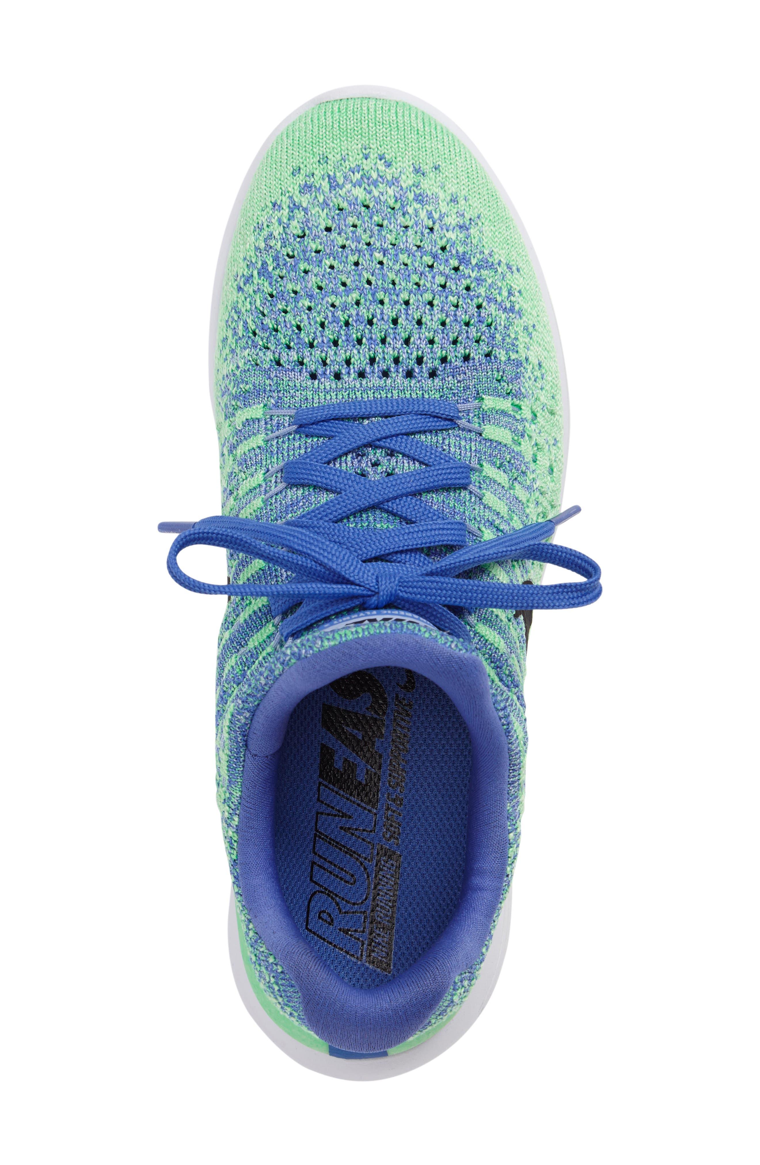 LunarEpic Low Flyknit 2 Running Shoe,                             Alternate thumbnail 54, color,