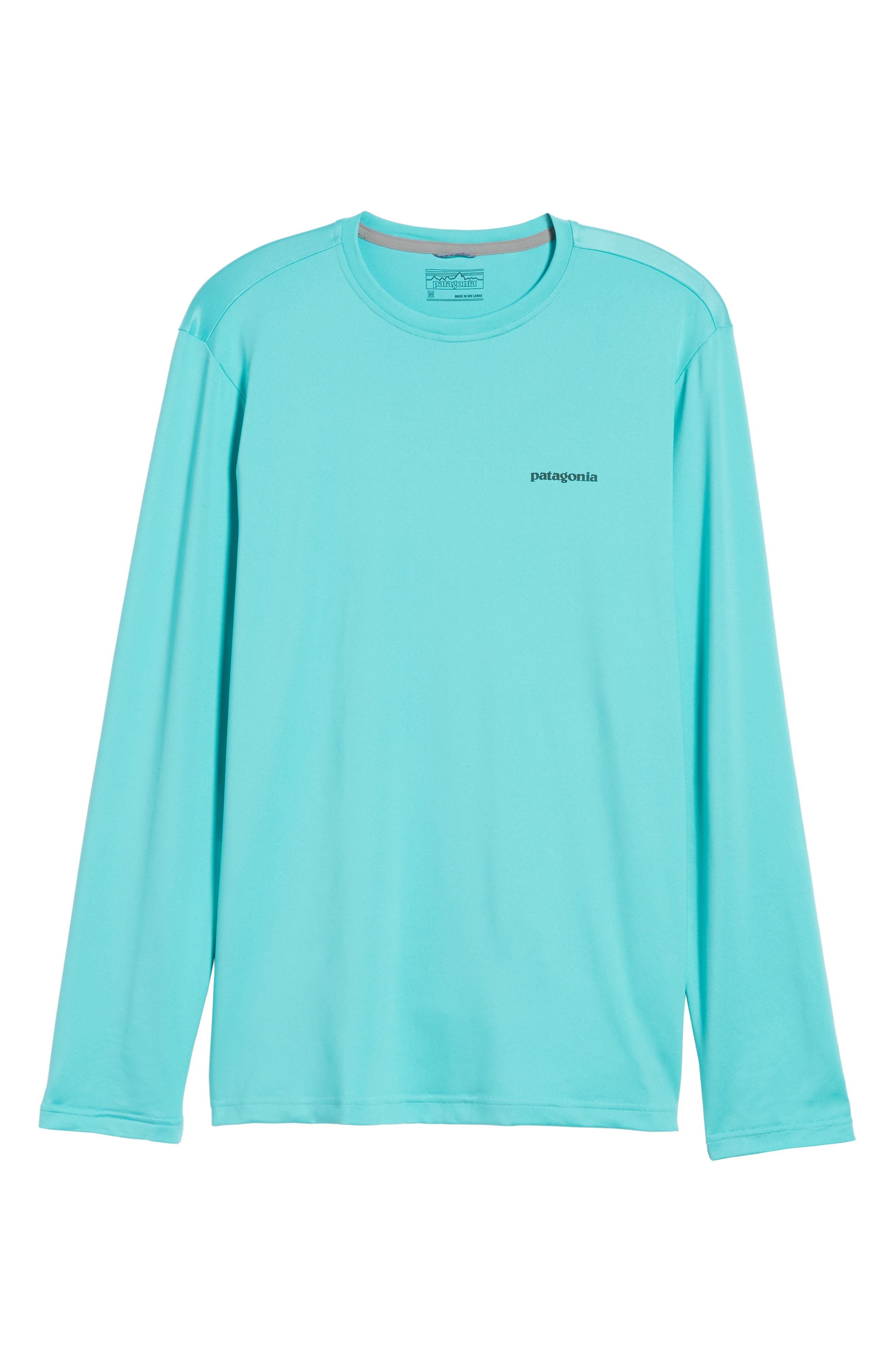 Tech Fish Graphic Long Sleeve T-Shirt,                             Alternate thumbnail 23, color,