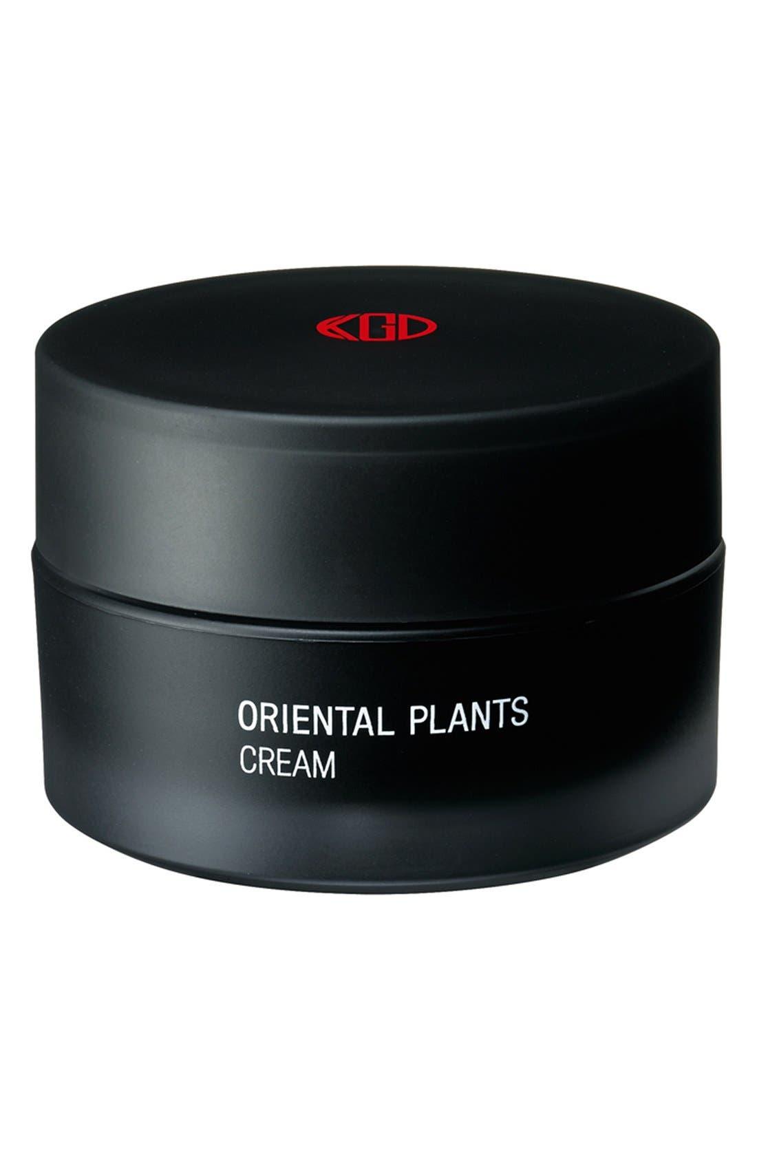 Oriental Plants Cream,                             Main thumbnail 1, color,