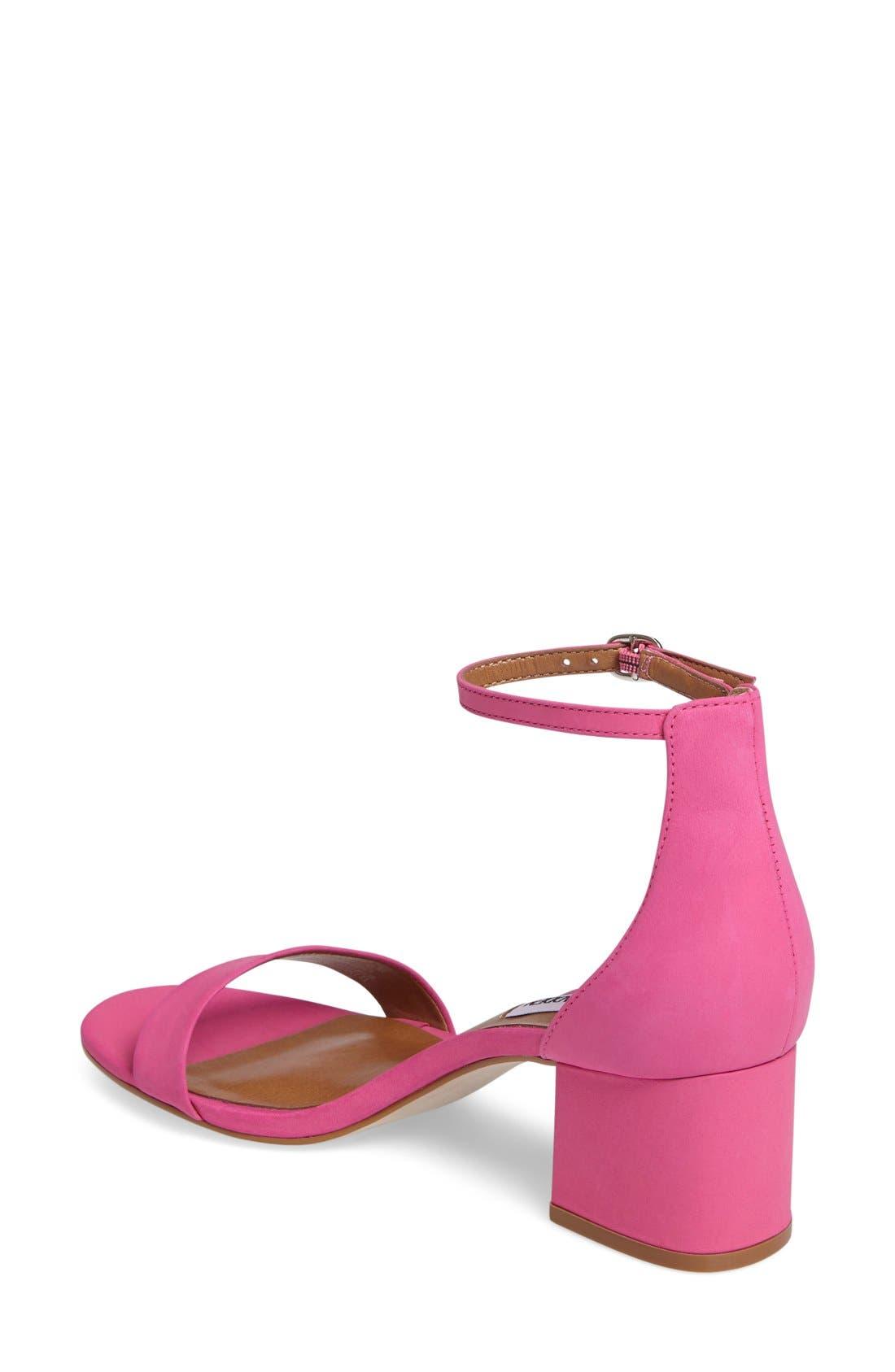 Irenee Ankle Strap Sandal,                             Alternate thumbnail 113, color,
