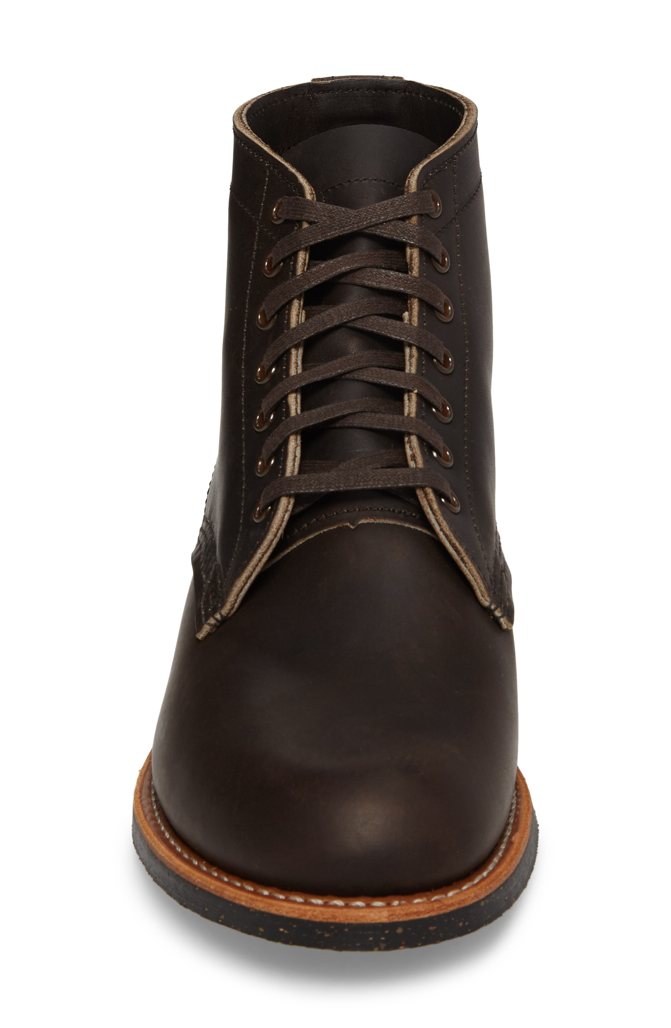 RED WING,                             Merchant Boot,                             Alternate thumbnail 4, color,                             EBONY HARNESS LEATHER
