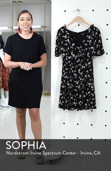 Amelia Cutout Knot Front Dress, sales video thumbnail