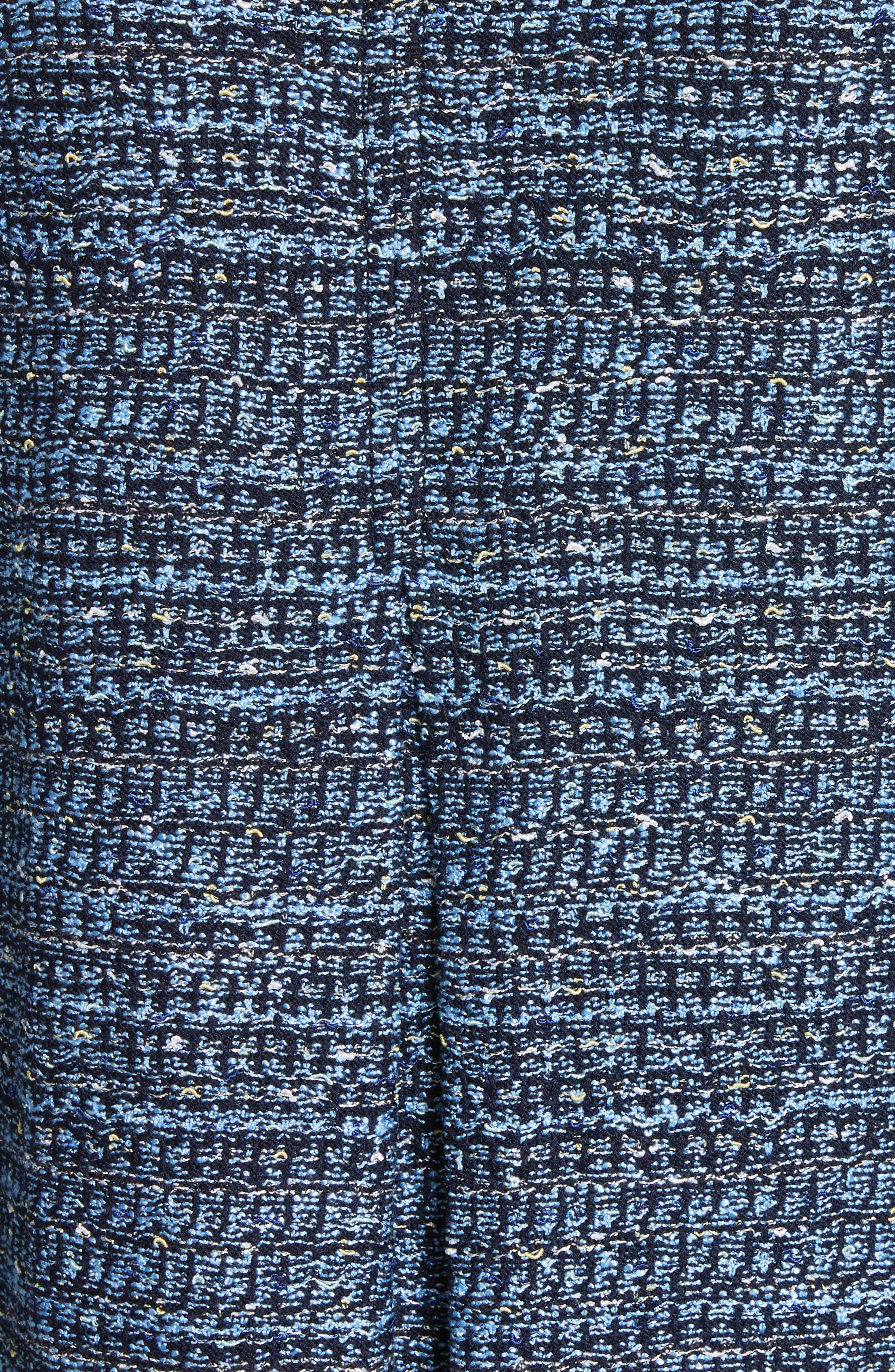 Patch Pocket Knit Topper,                             Alternate thumbnail 6, color,                             410