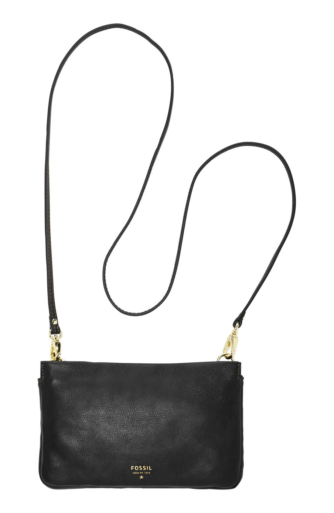 'Mini' Crossbody Bag,                             Alternate thumbnail 15, color,