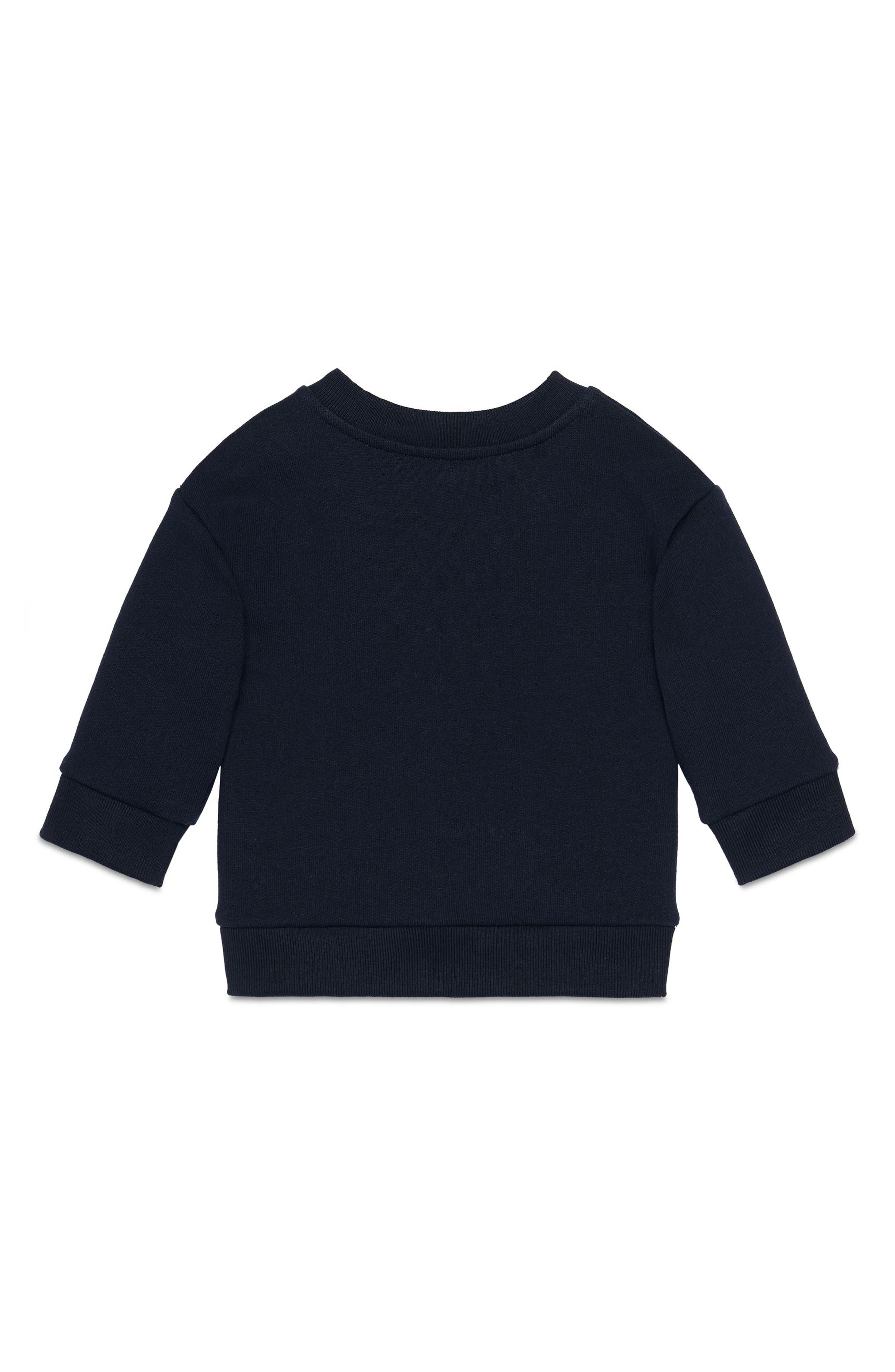 Bow Appliqué Sweatshirt,                             Alternate thumbnail 2, color,                             484