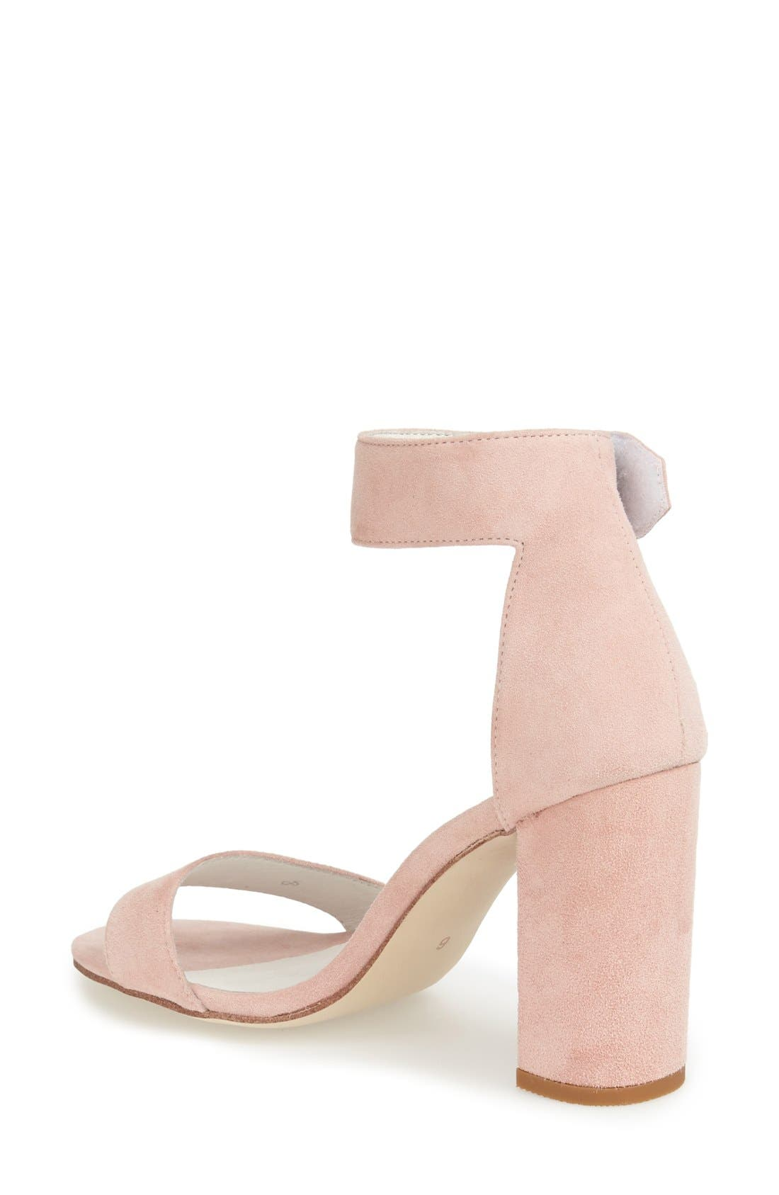 'Lindsay' Ankle Strap Sandal,                             Alternate thumbnail 60, color,
