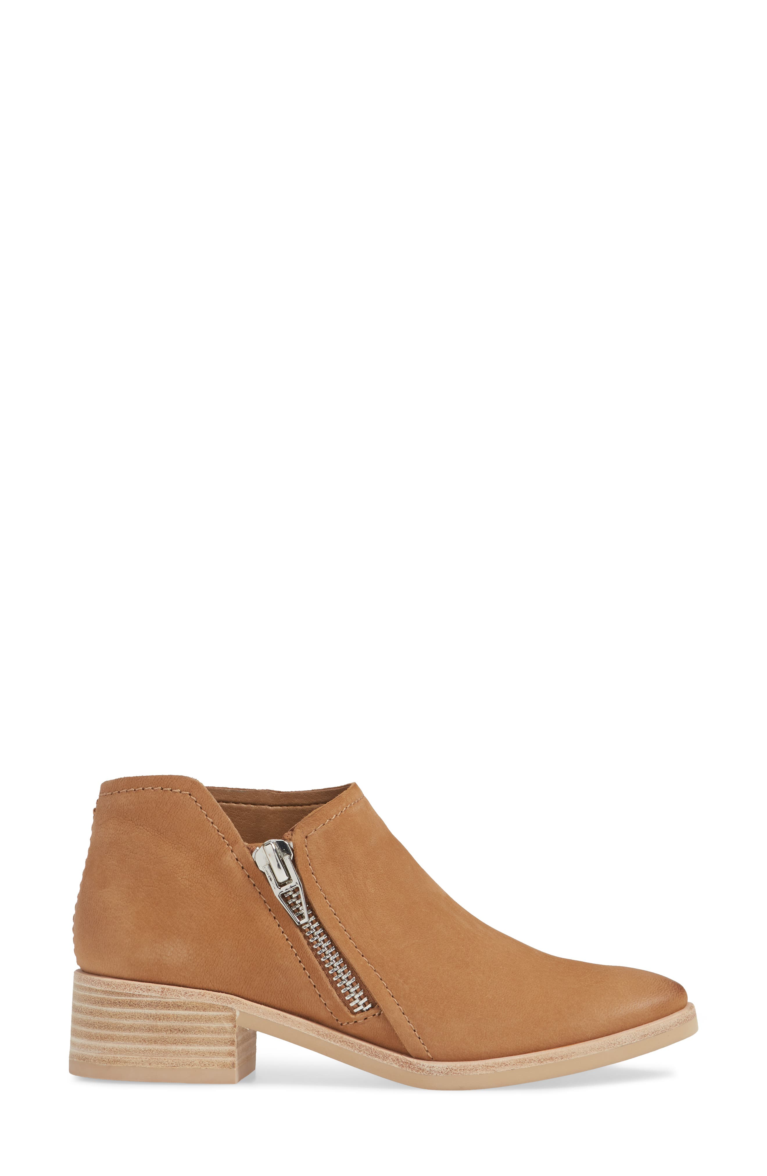 Trent Bootie,                             Alternate thumbnail 3, color,                             TAUPE