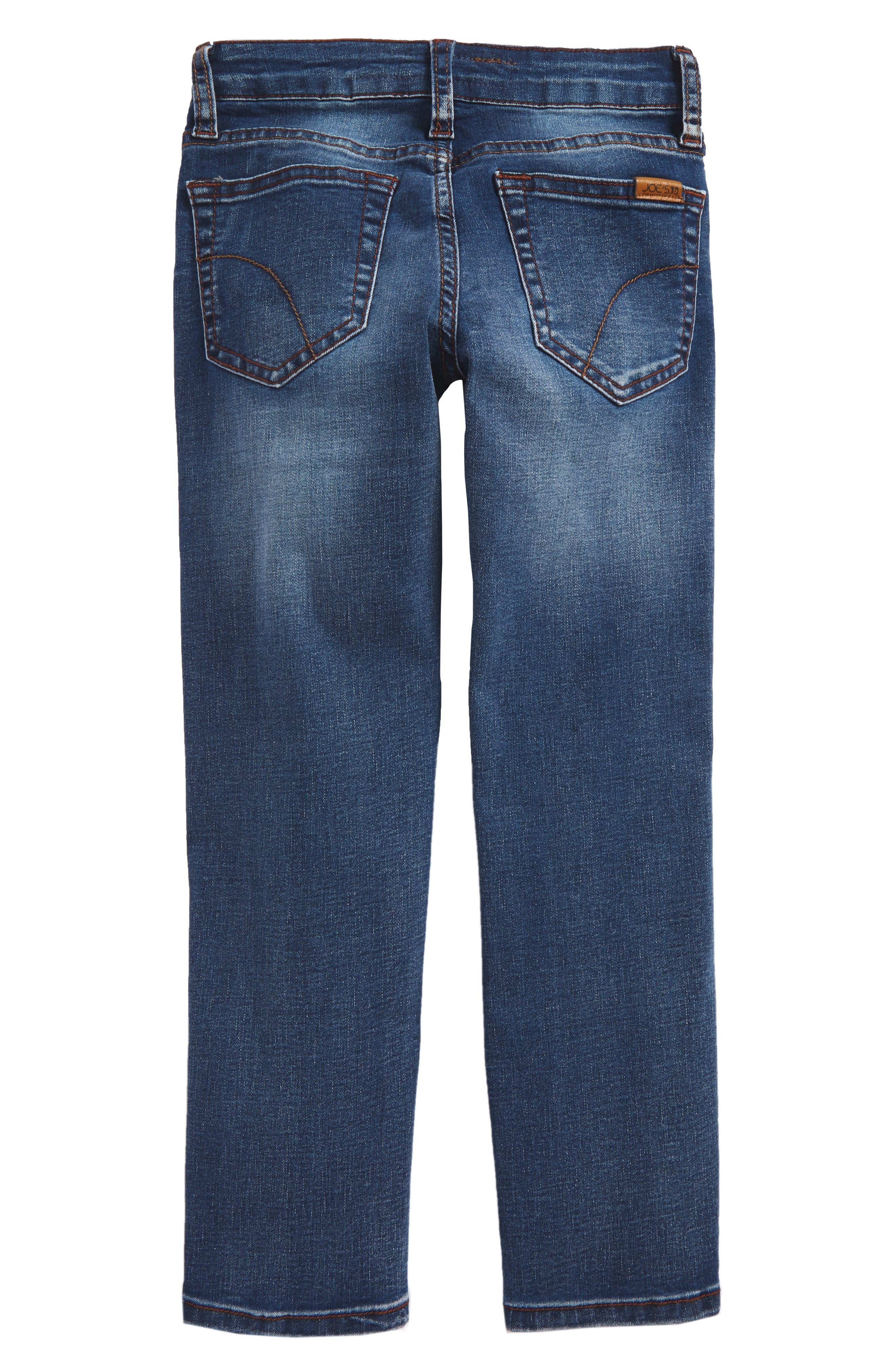 Brixton Slim Fit Stretch Jeans,                             Alternate thumbnail 2, color,                             455