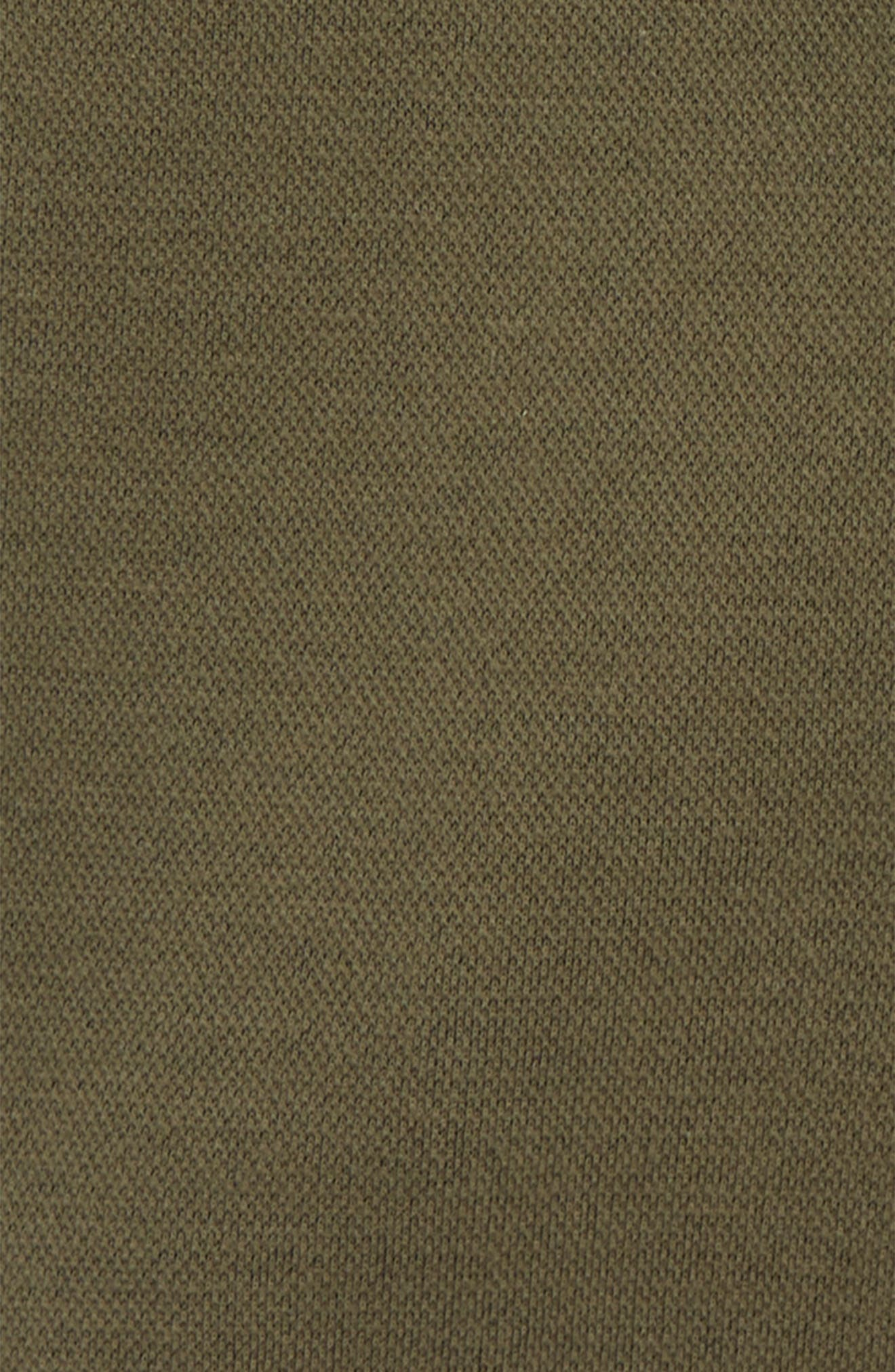 Jersey Chino Shorts,                             Alternate thumbnail 3, color,                             304