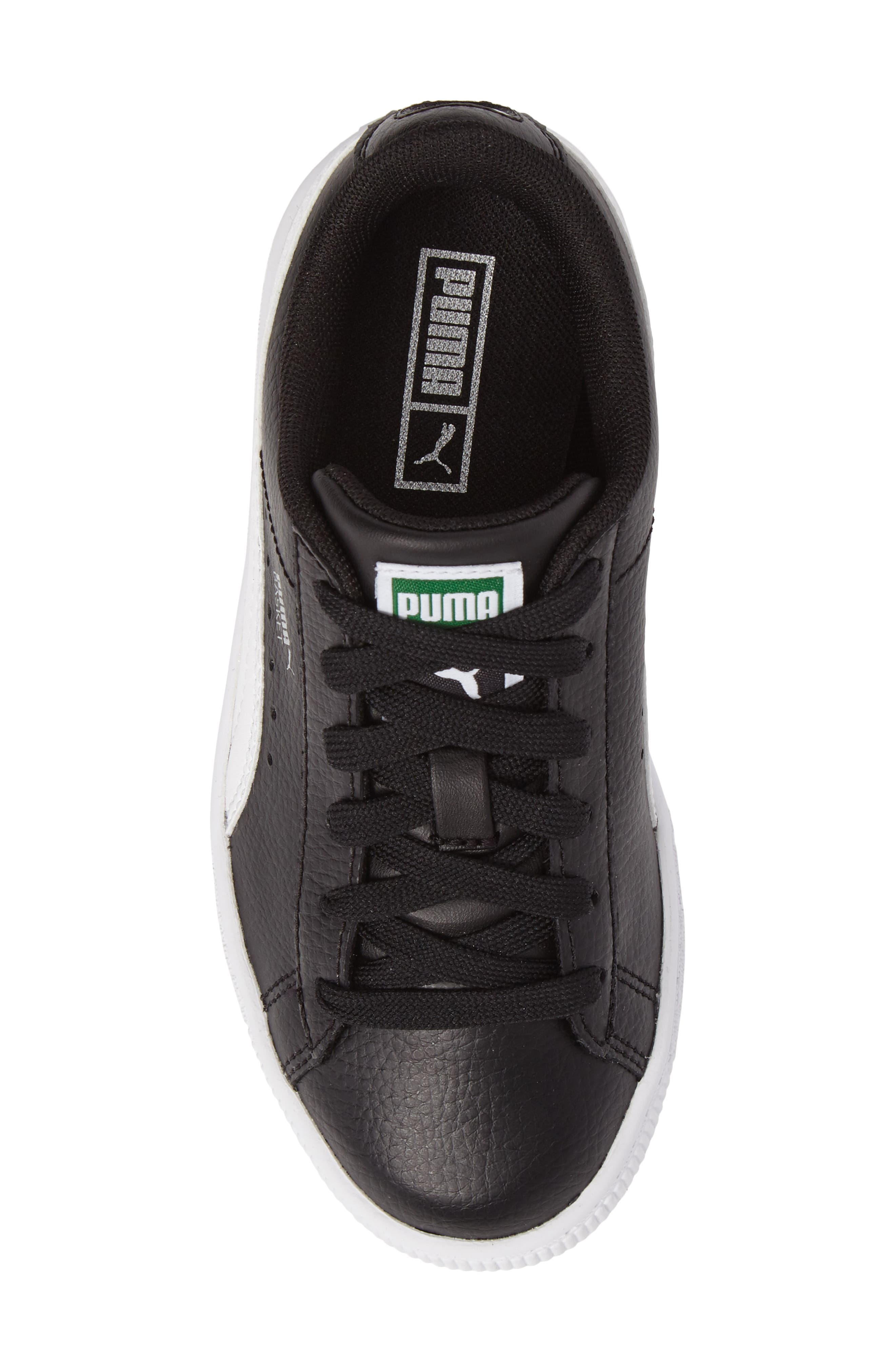 Basket Classic PS Sneaker,                             Alternate thumbnail 5, color,                             001