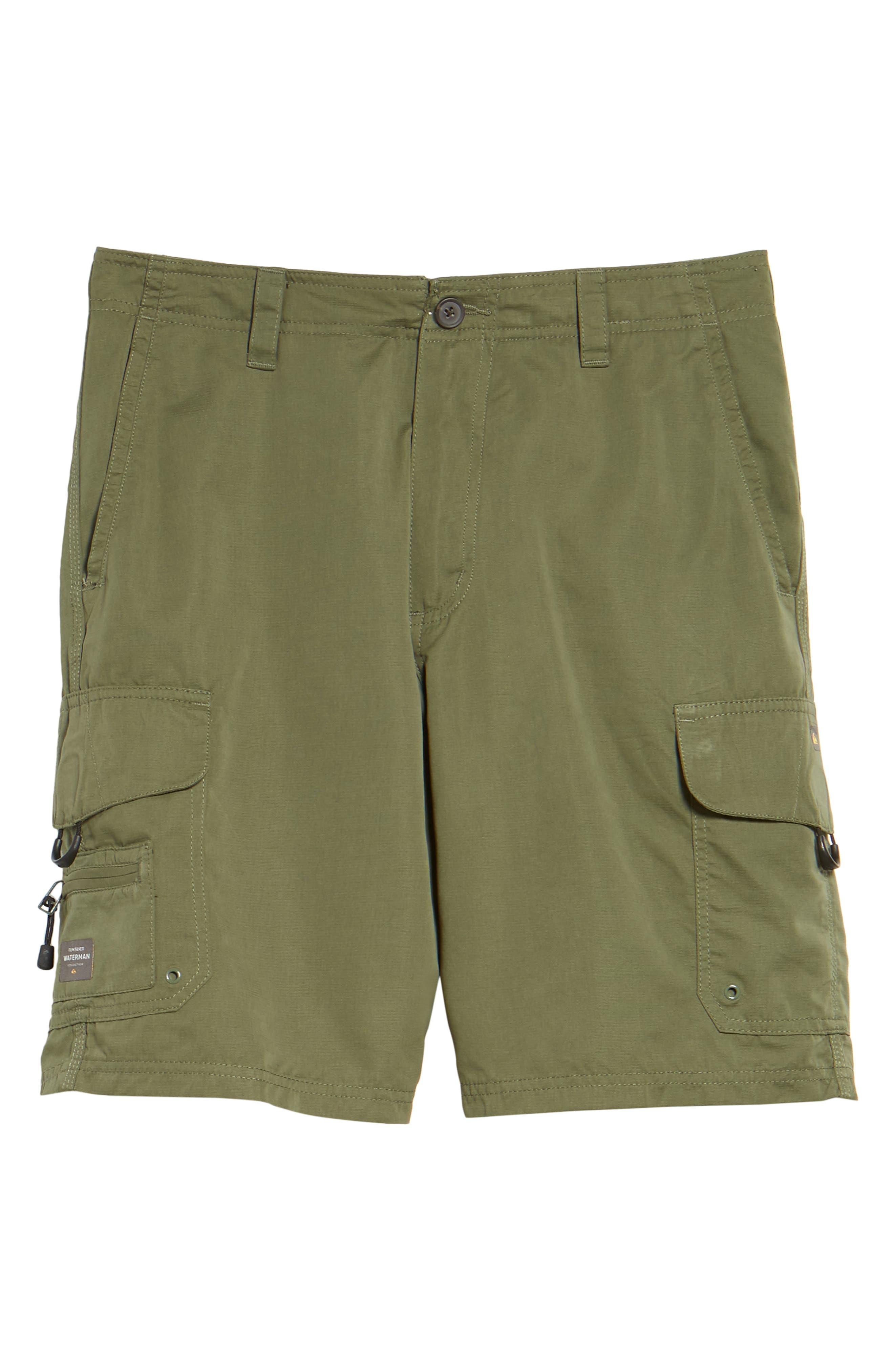Maldive Cargo Shorts,                             Alternate thumbnail 6, color,                             304