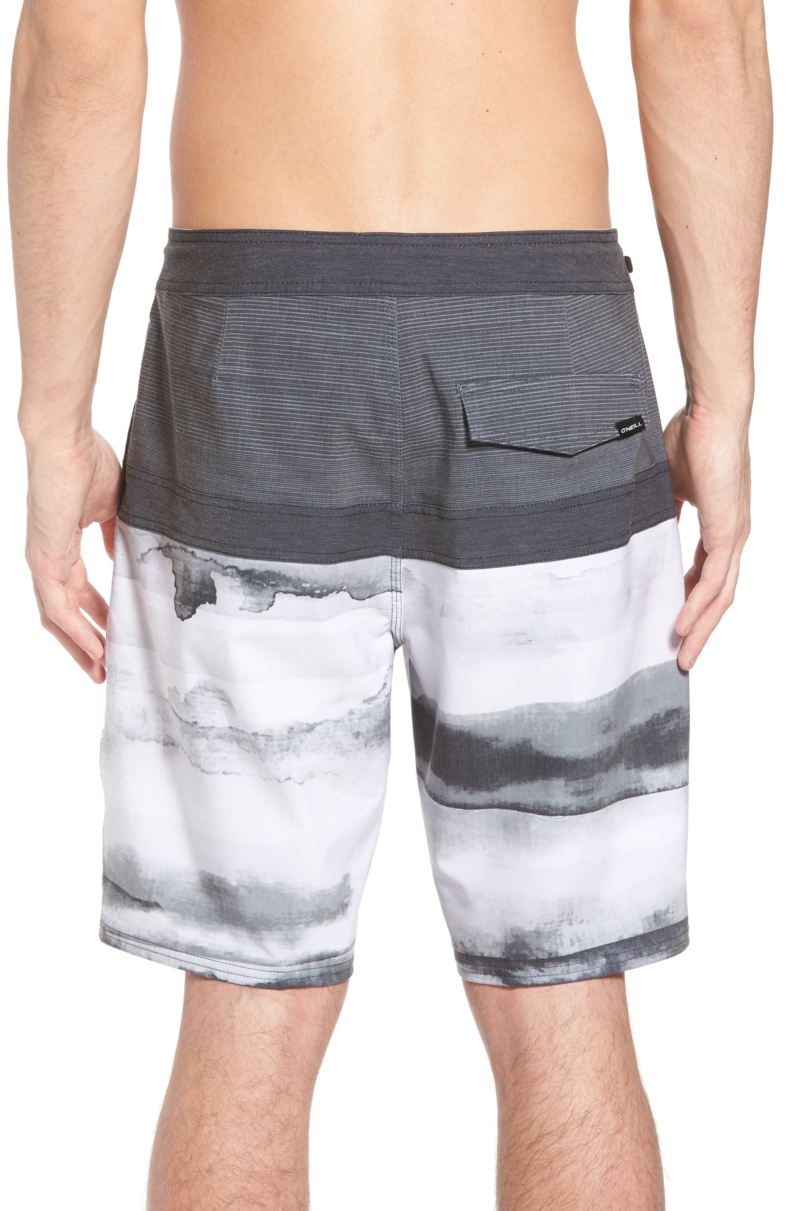 Breaker Cruzer Board Shorts,                             Alternate thumbnail 2, color,                             001